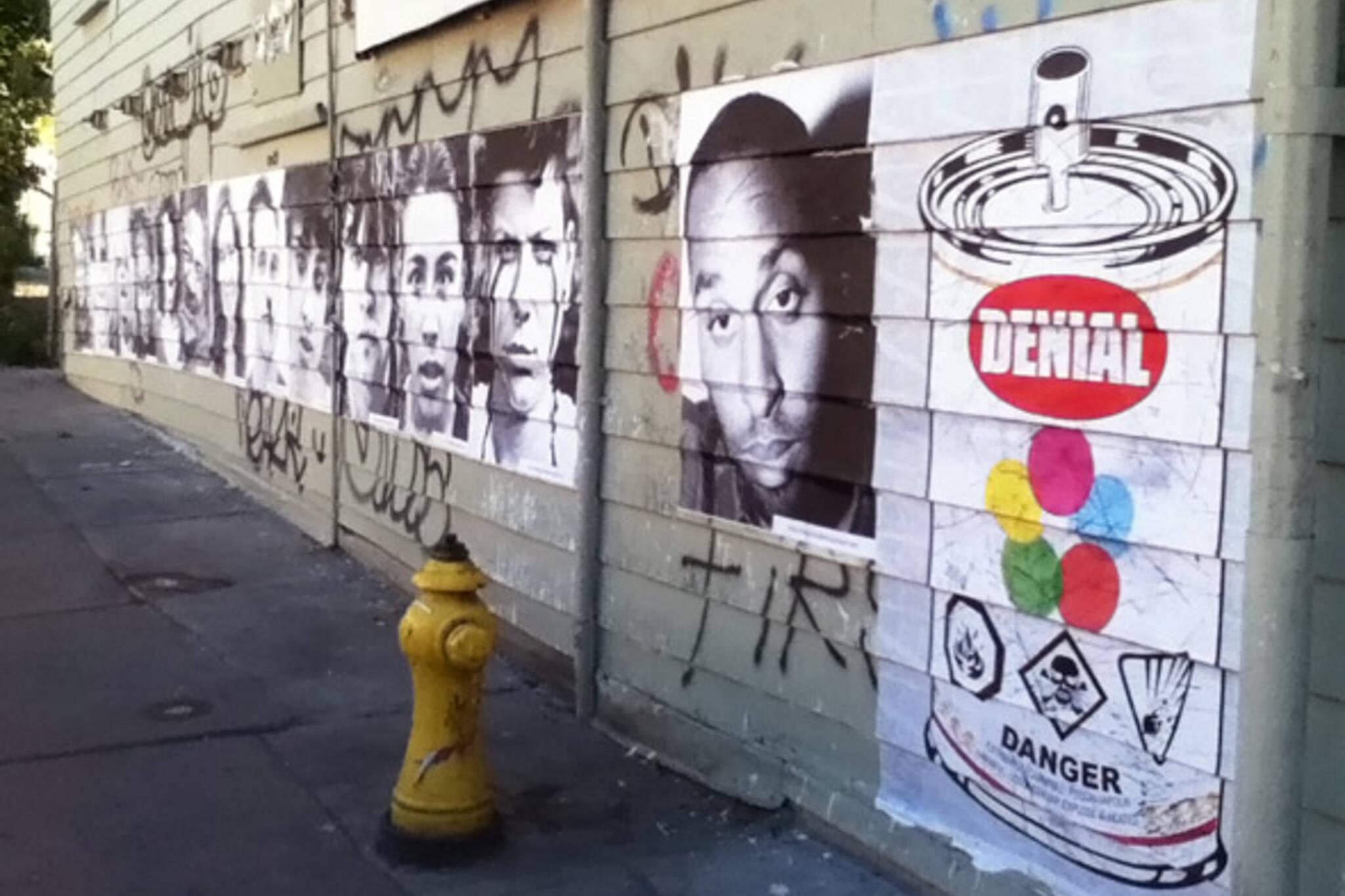 Denial Graffiti