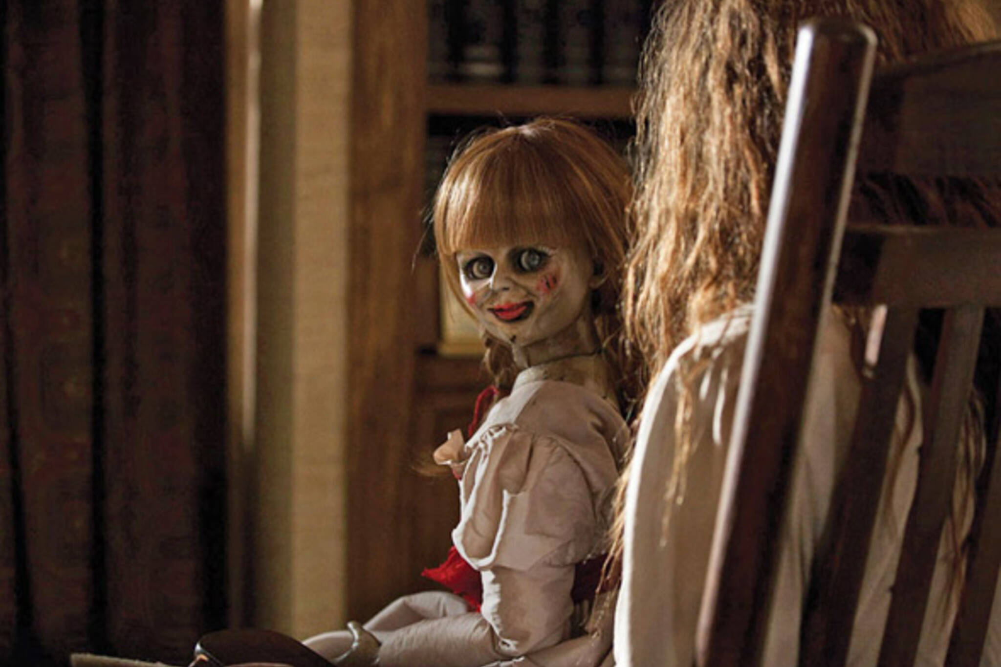 Conjuring Doll film