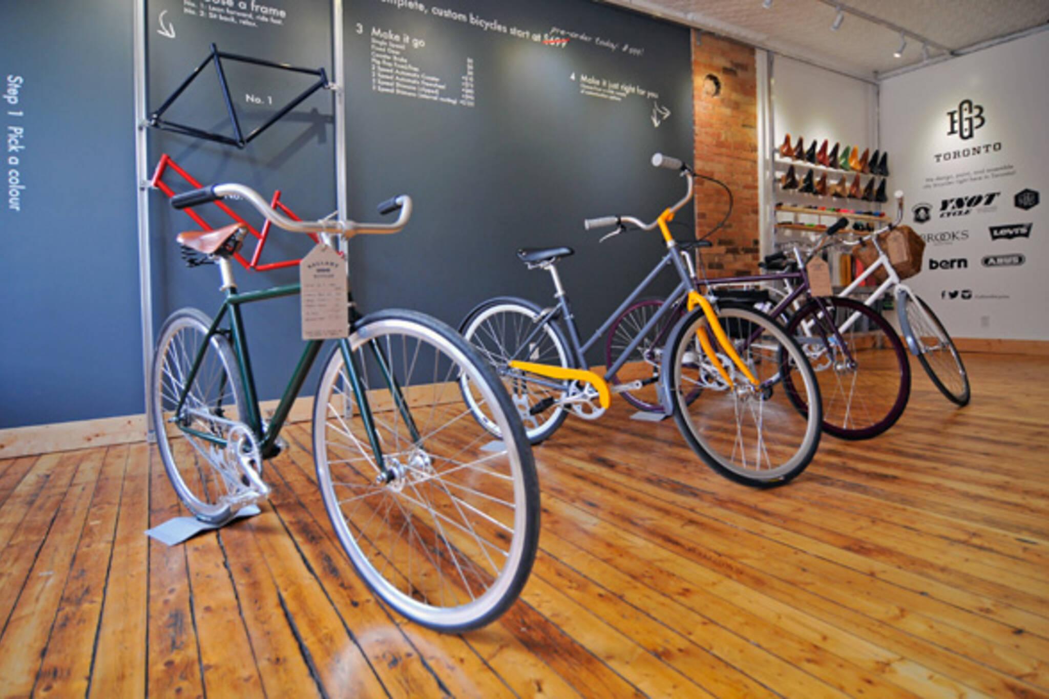 Toronto bicycle company