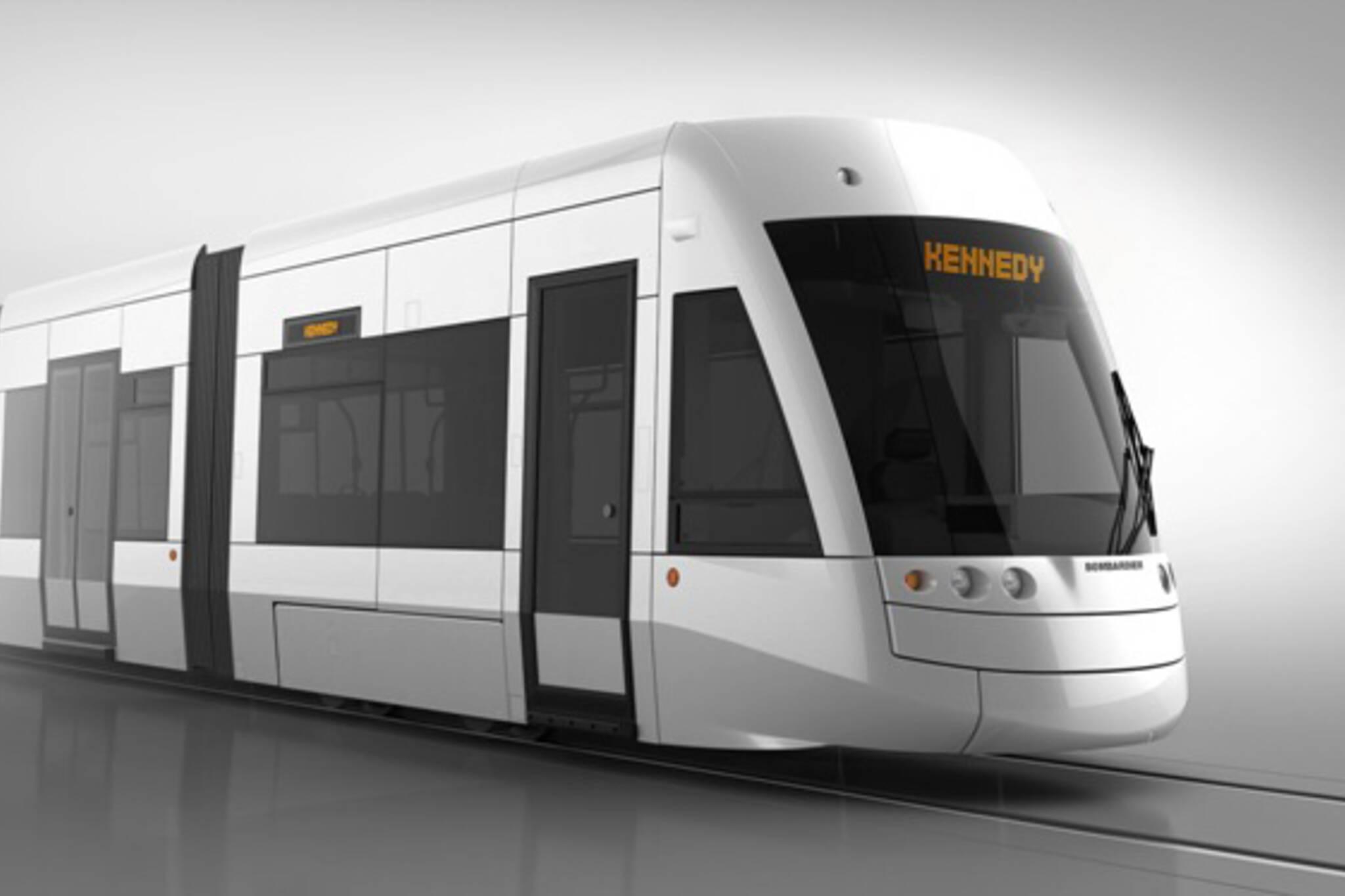 Eglinton Crosstown Transit Compromise
