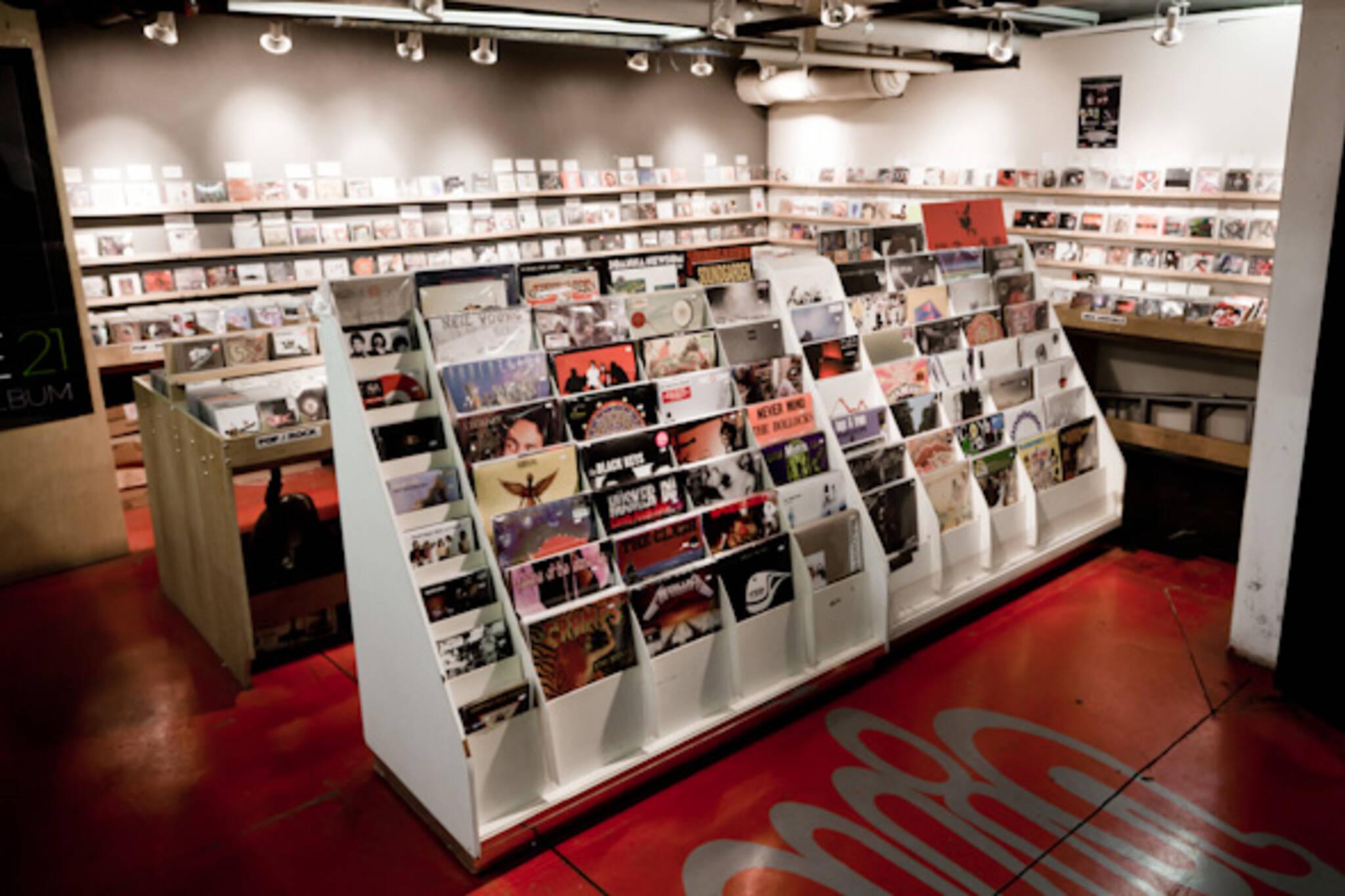 Penguin Records Toronto