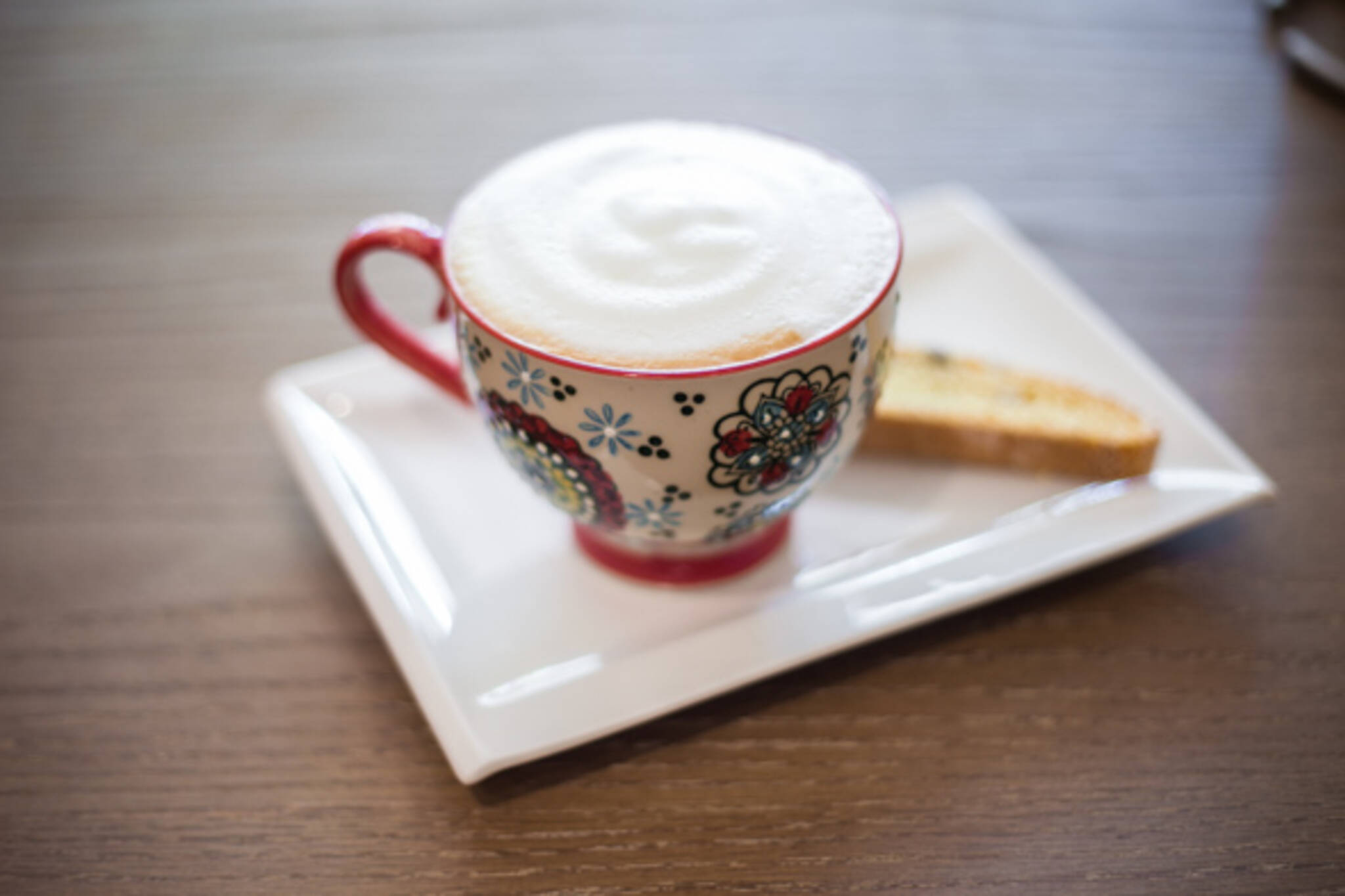 cappuccino photo