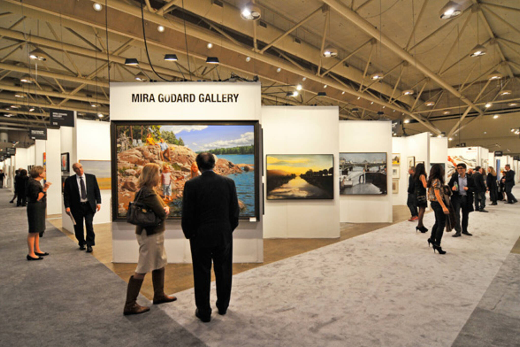 art shows toronto fall 2014