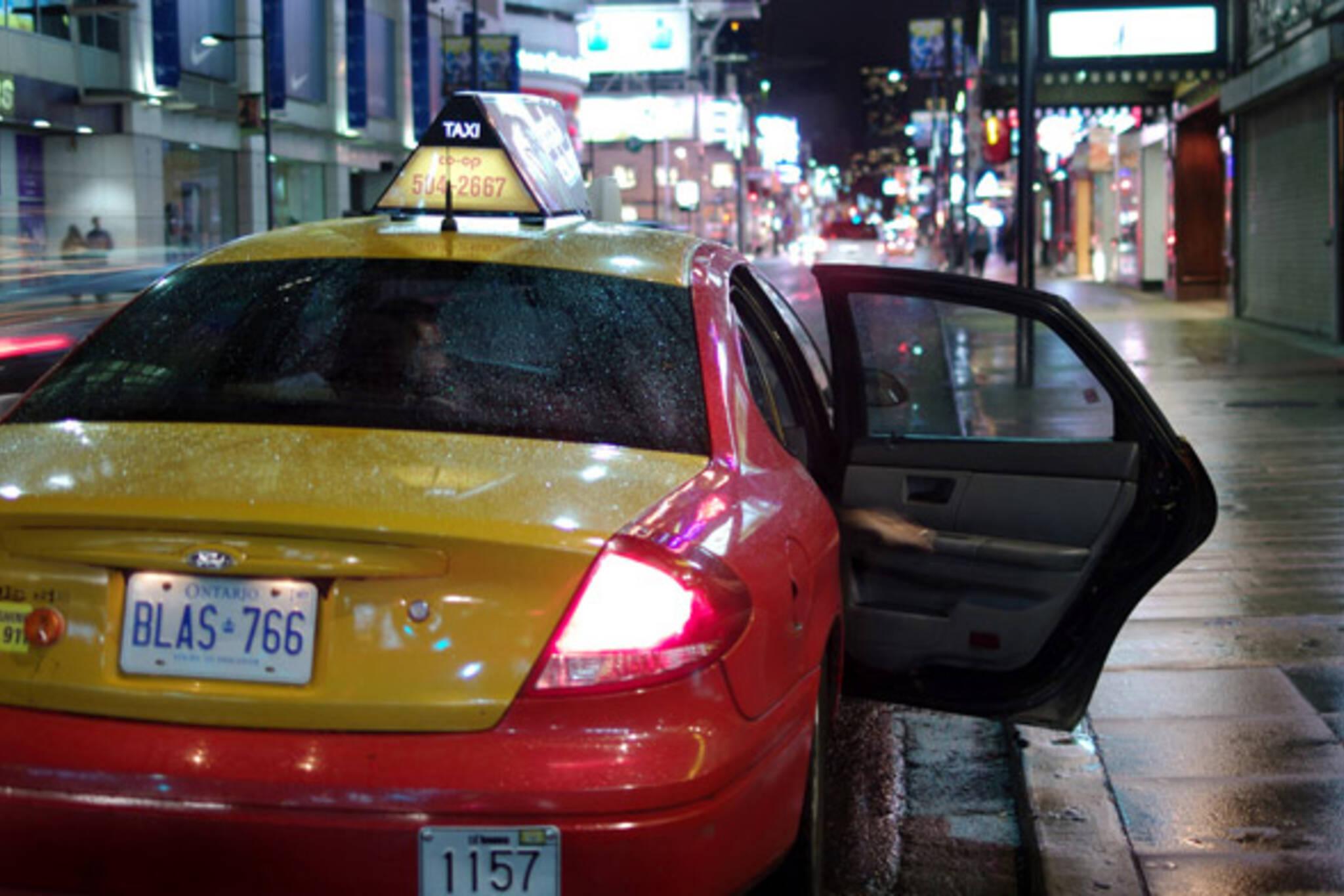 Toronto Taxi