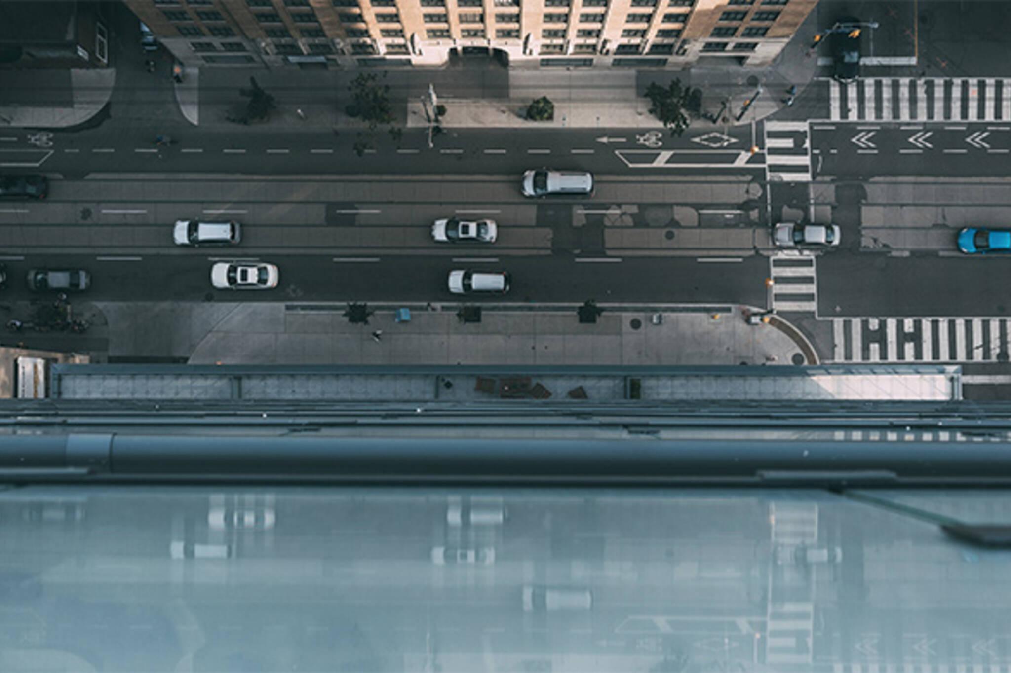 toronto streetscape