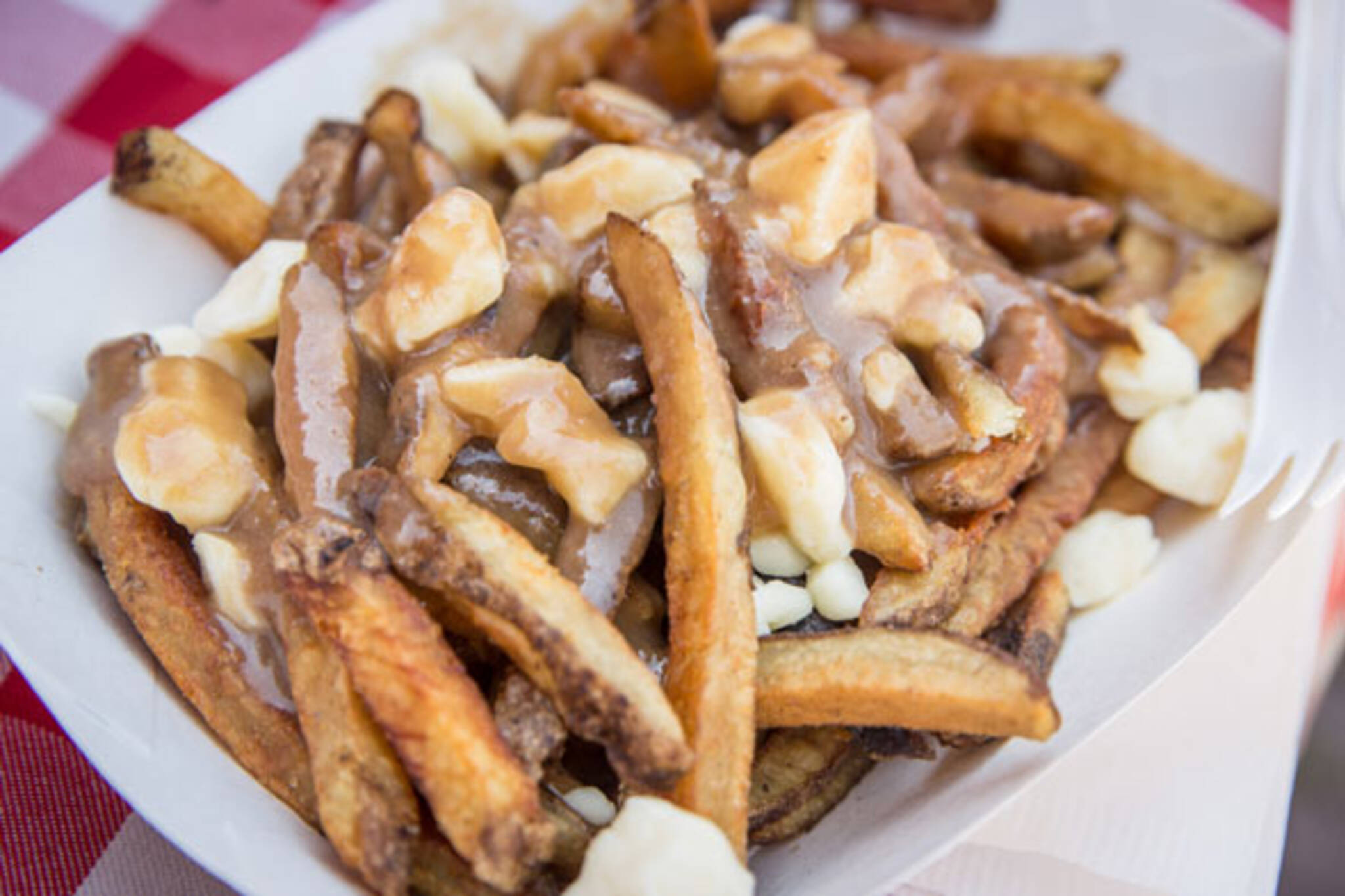 Poutine food trucks