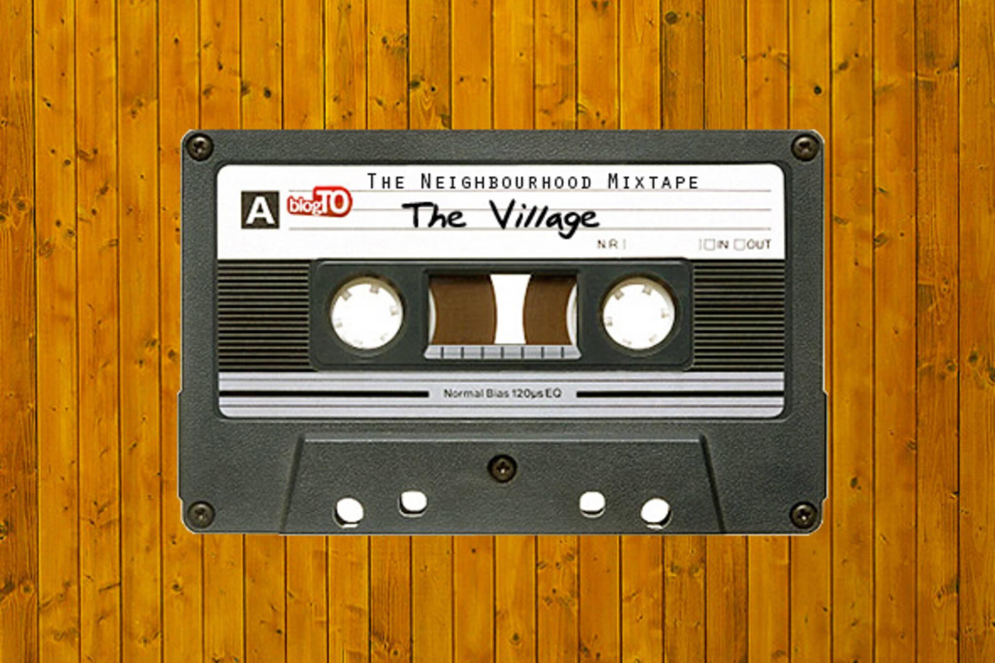 village mixtape toronto