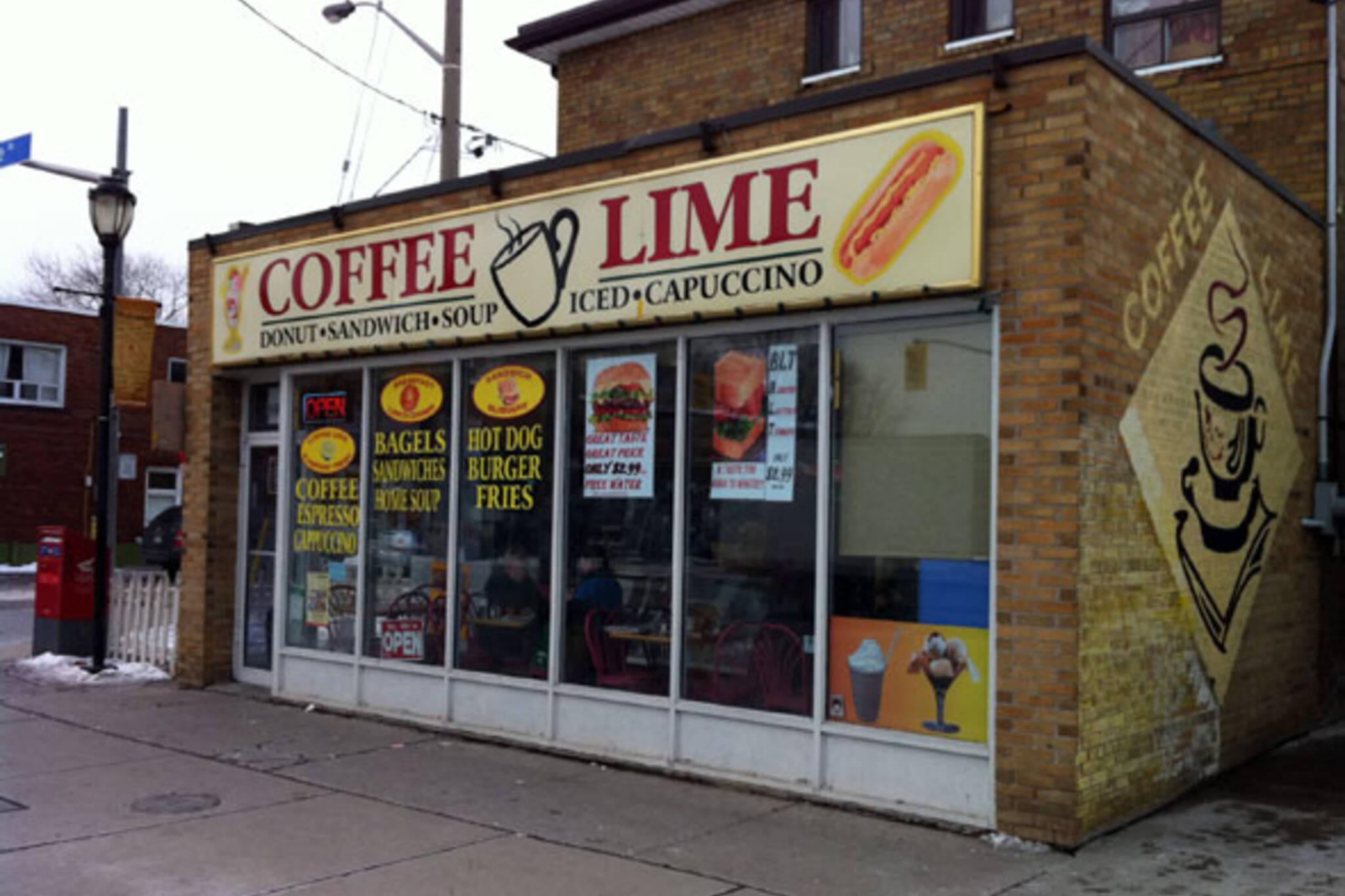 Coffee Lime