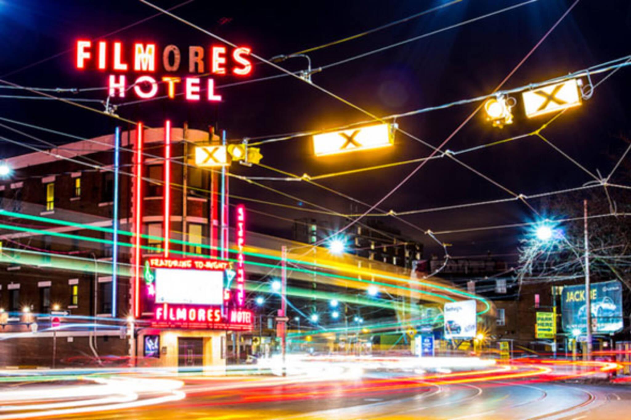 filmores hotel