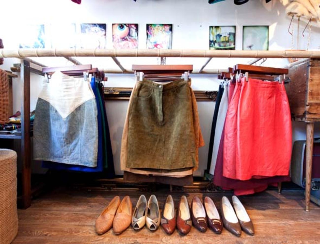 American Apparel expats open vintage shop in Kensington Market