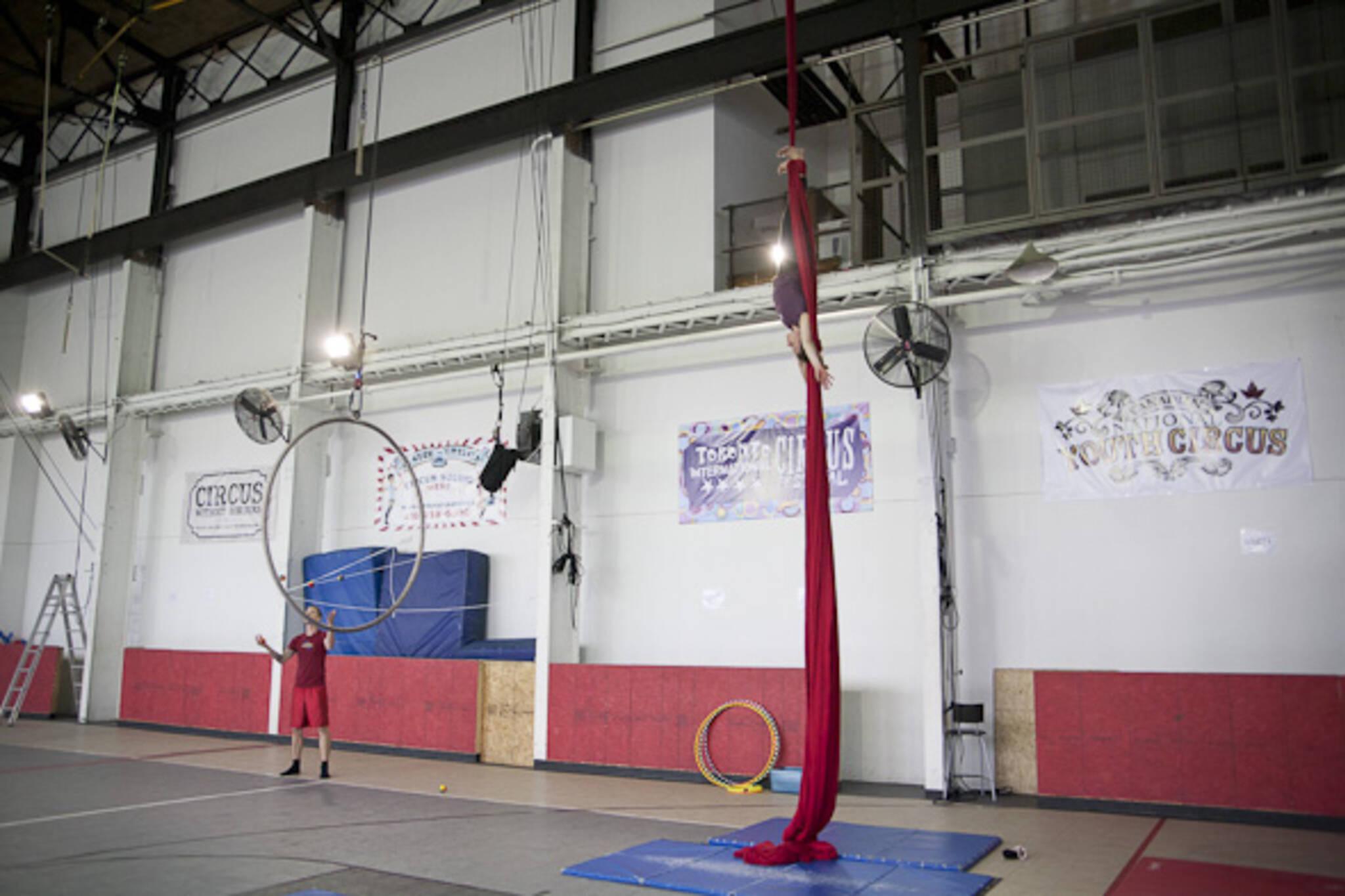 Circus School Toronto