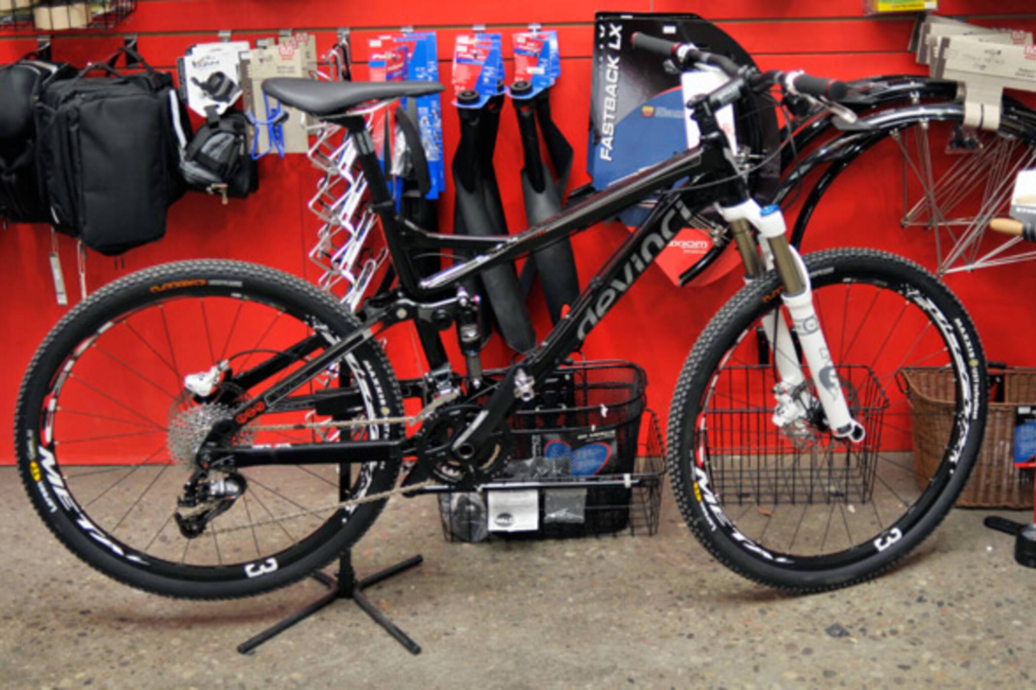 Mountain bike stores toronto