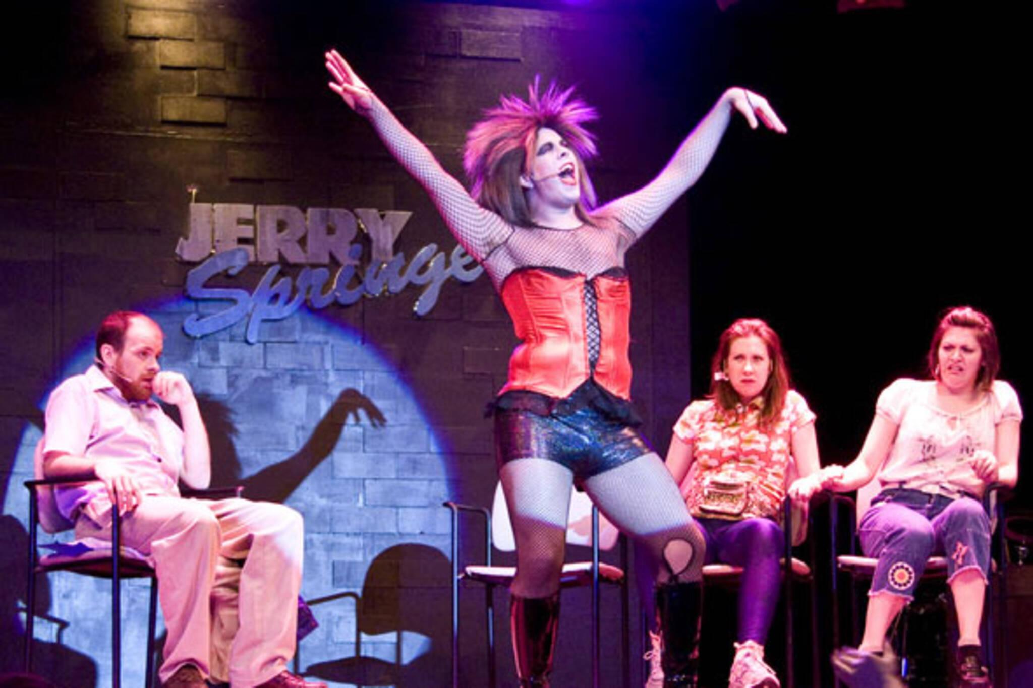 jerry springer toronto theatre