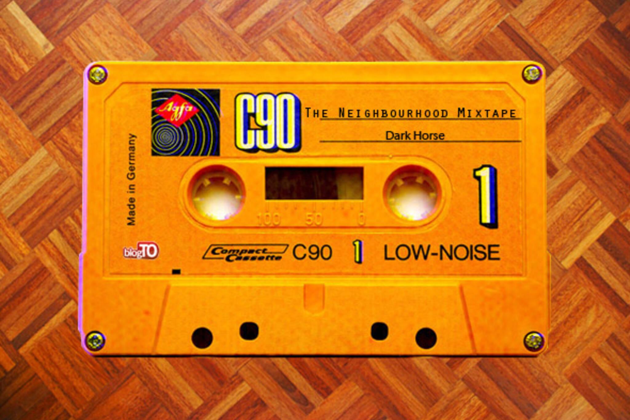 The Neighbourhood Mixtapeg