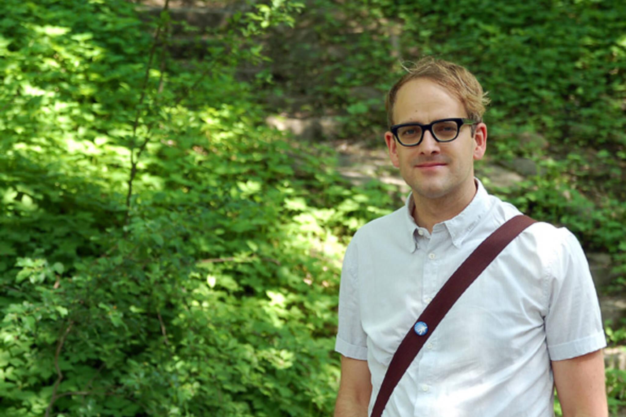 Shawn Micallef