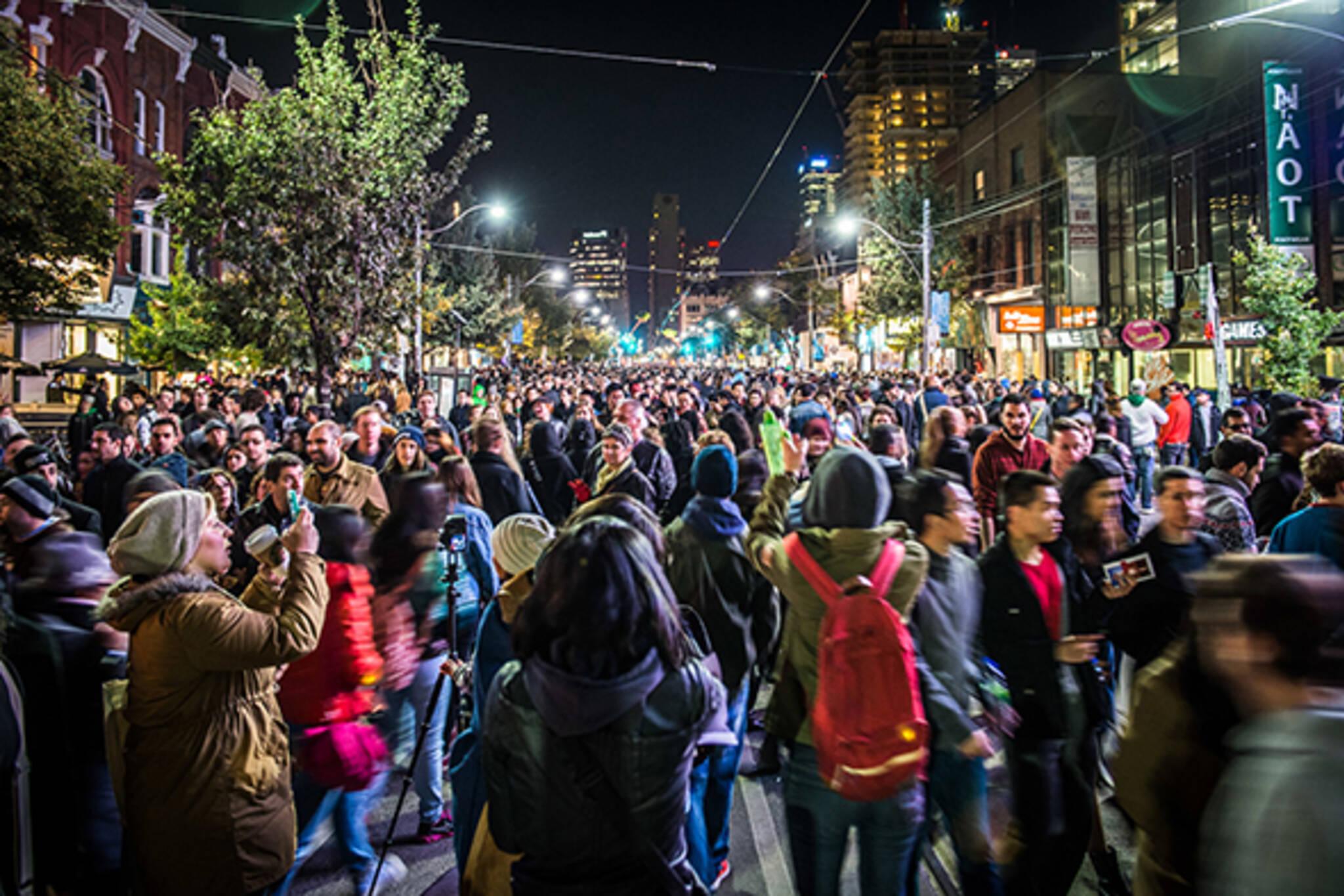 Nuit Blanche Toronto 2015
