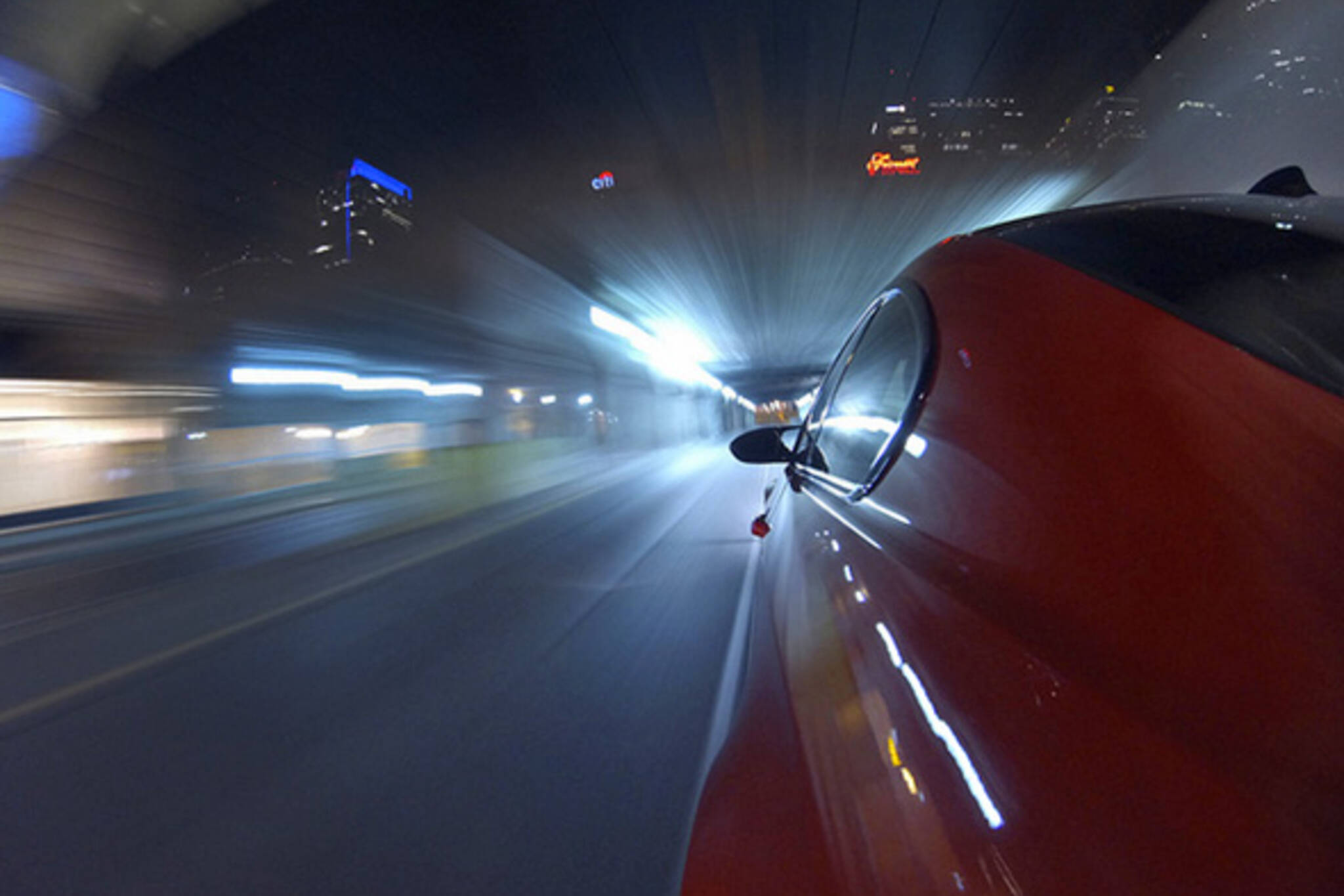 night drive toronto