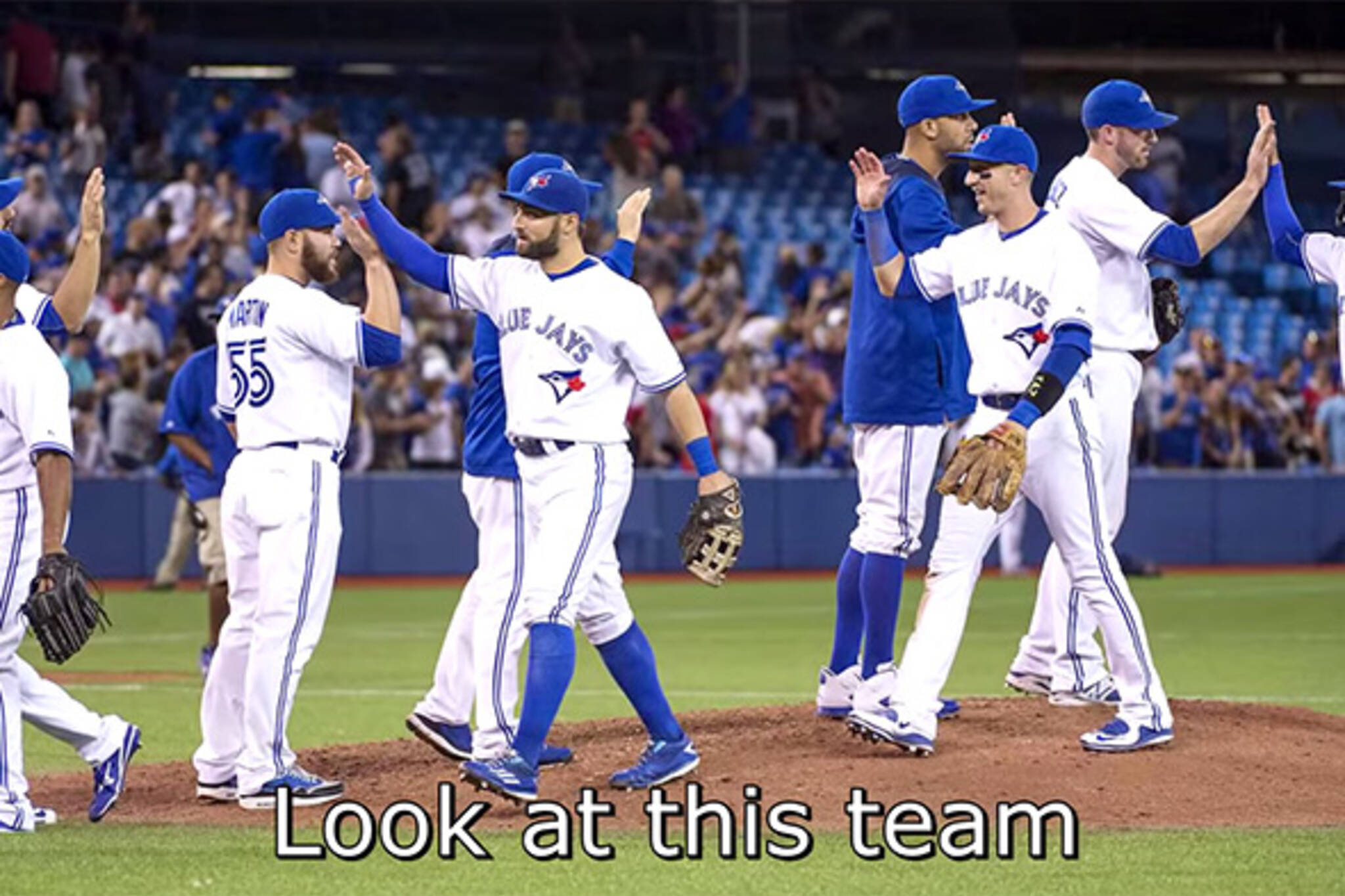 Blue Jays fever peaks with Taylor Swift parody video