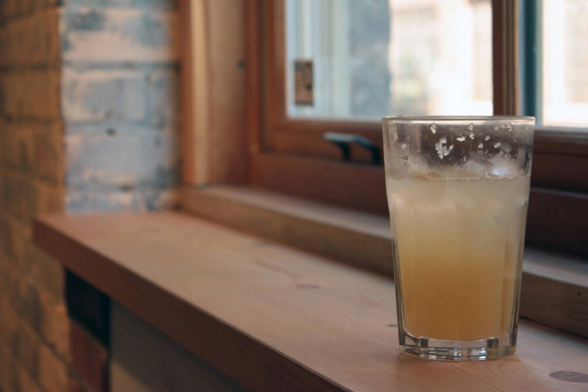 dark horse spadina lemonade