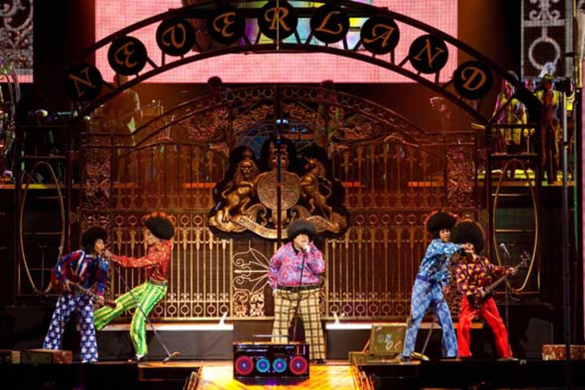 Michael Jackson The Immortal World Tour in Toronto