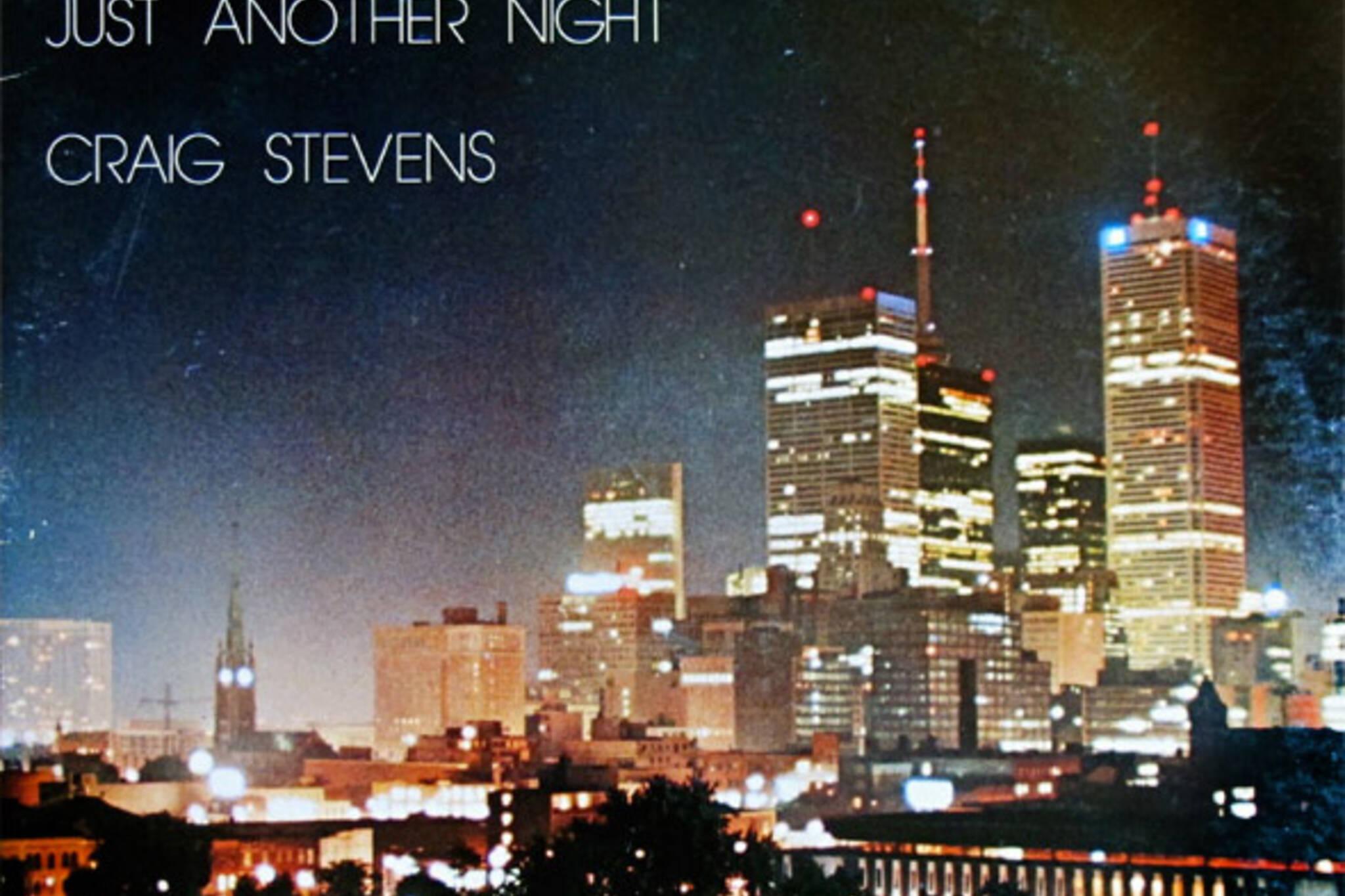 Toronto album covers 1980s