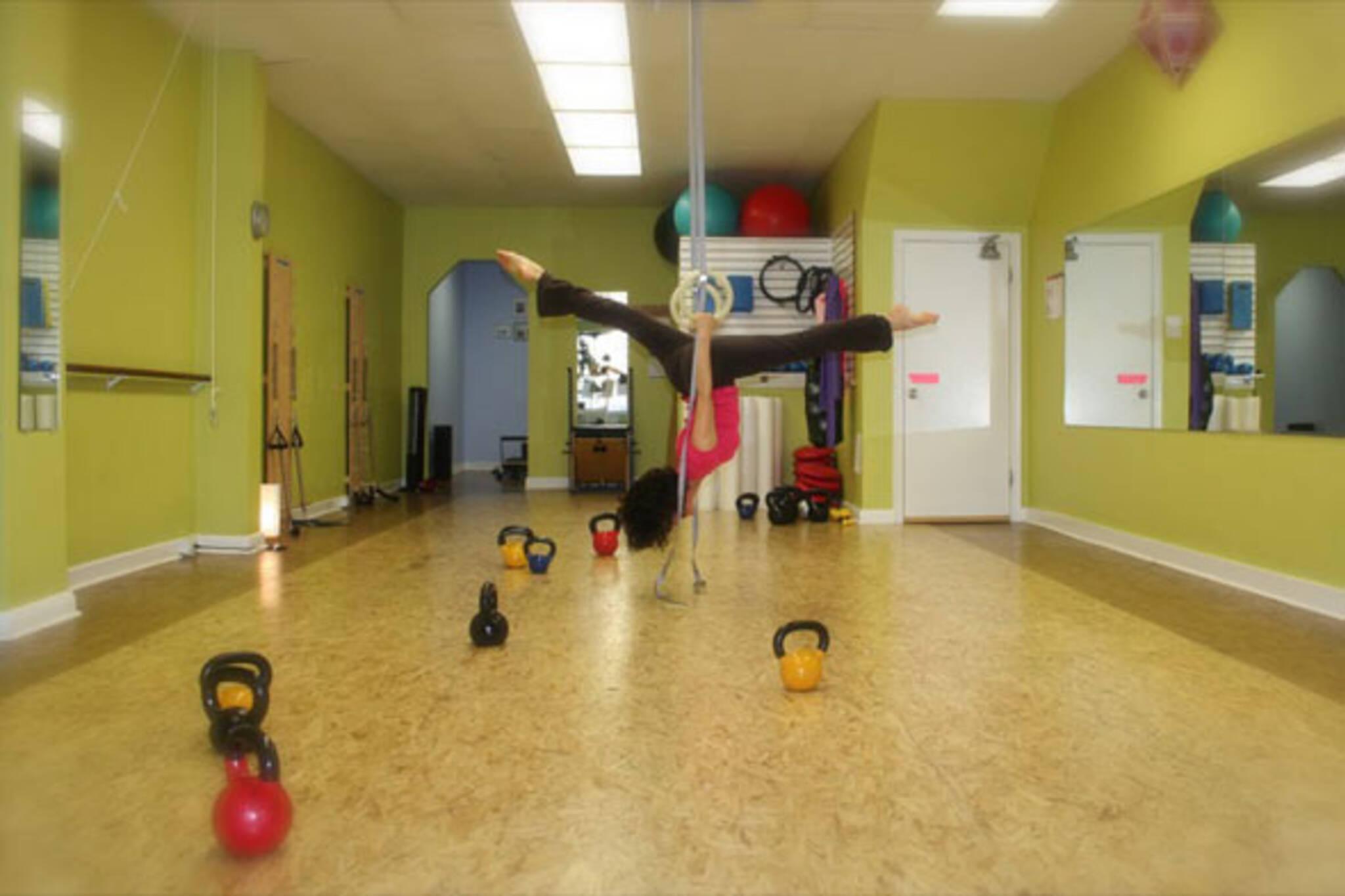 workout fitness toronto