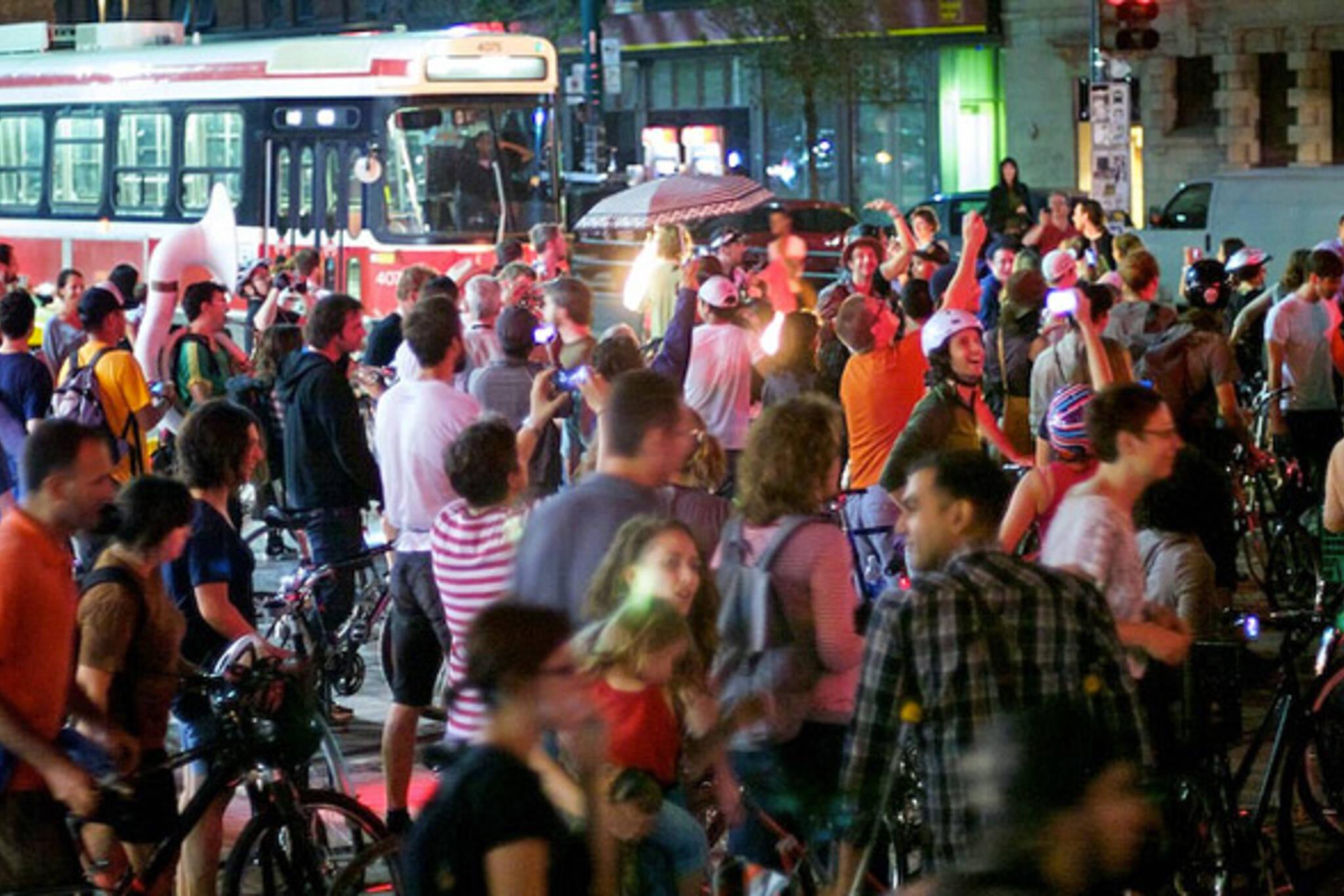 2011 Blackout Anniversary Toronto