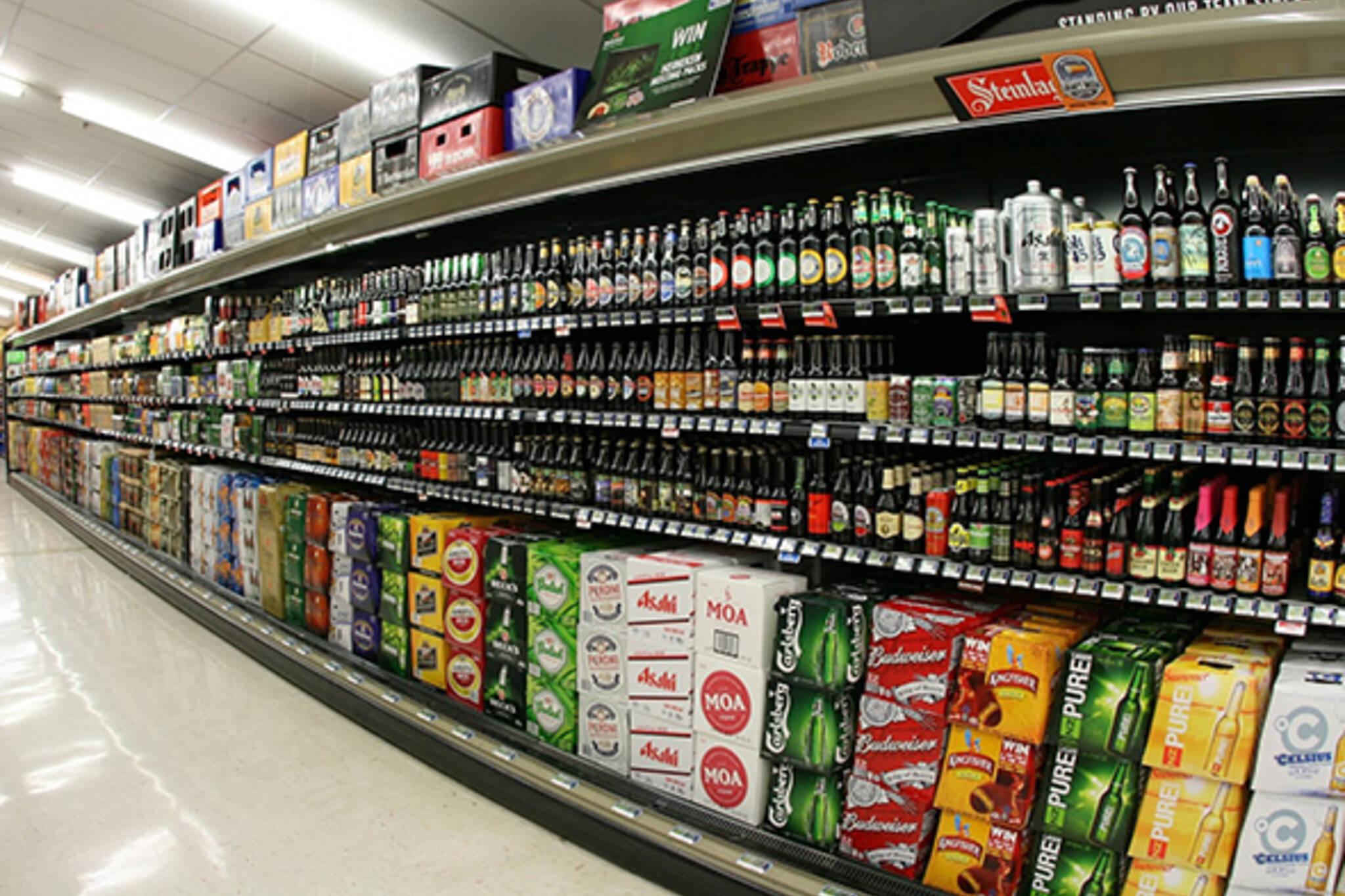 beer grocery stores ontario