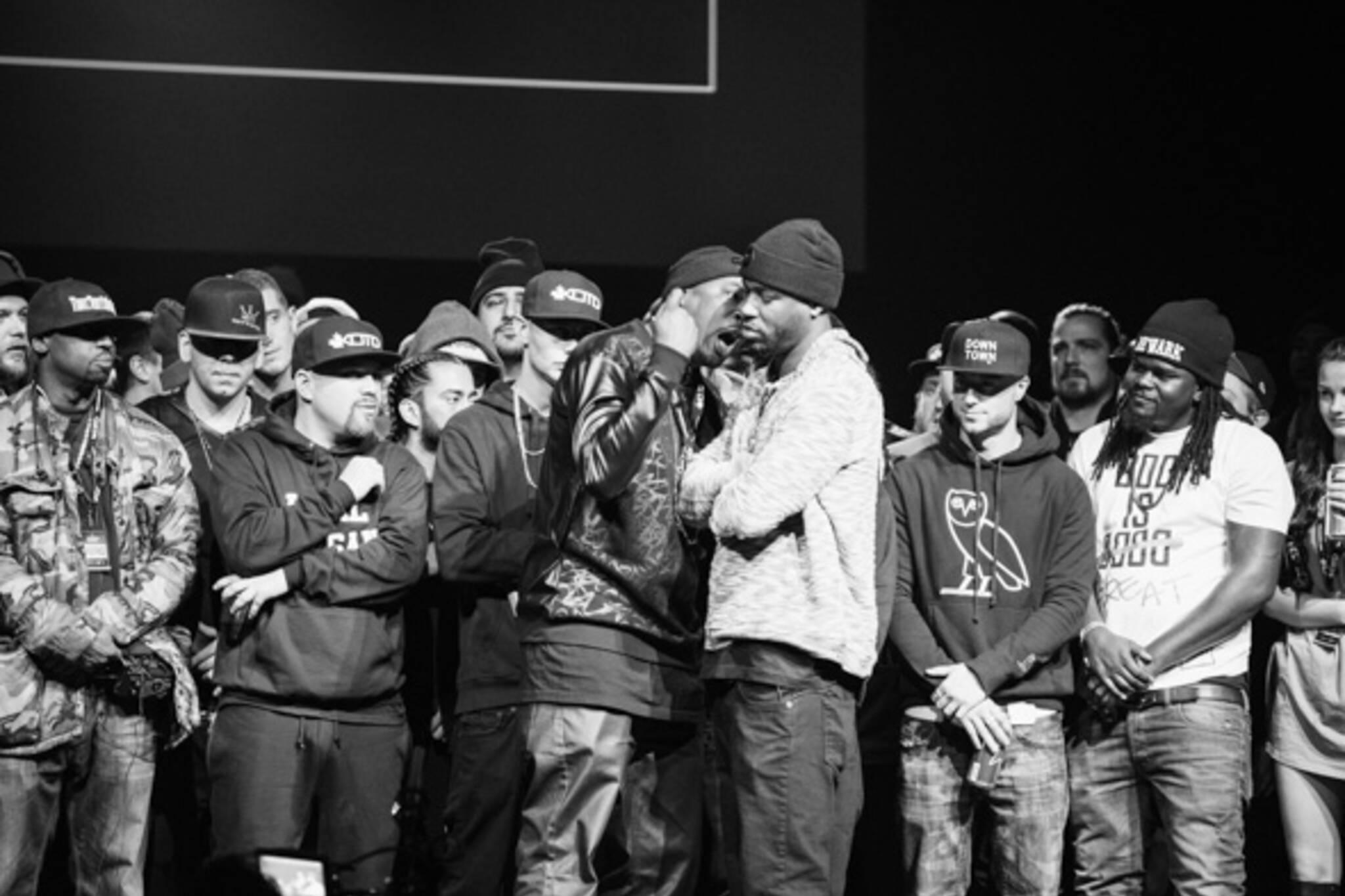 toronto rap battle