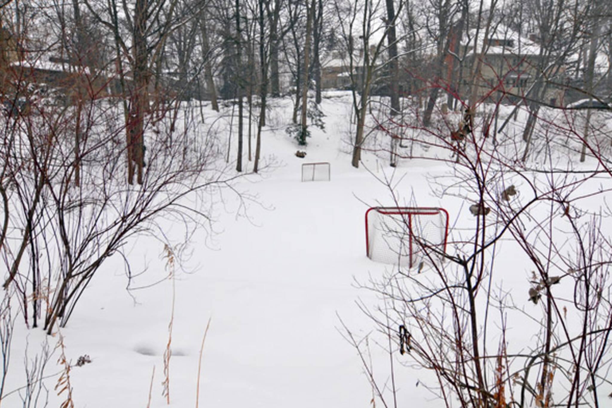 Wychwood Park Ice Rink