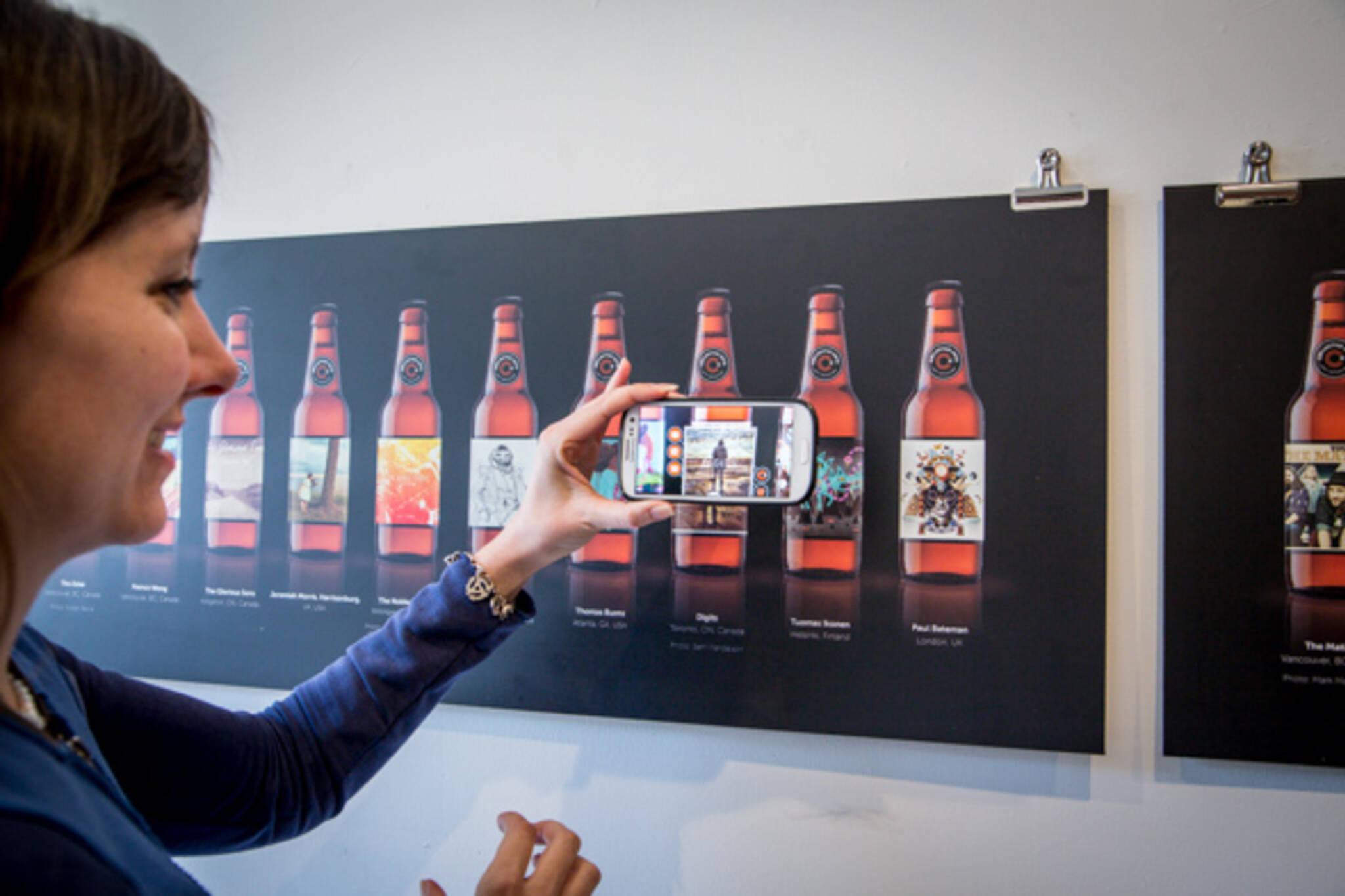 collective arts beer