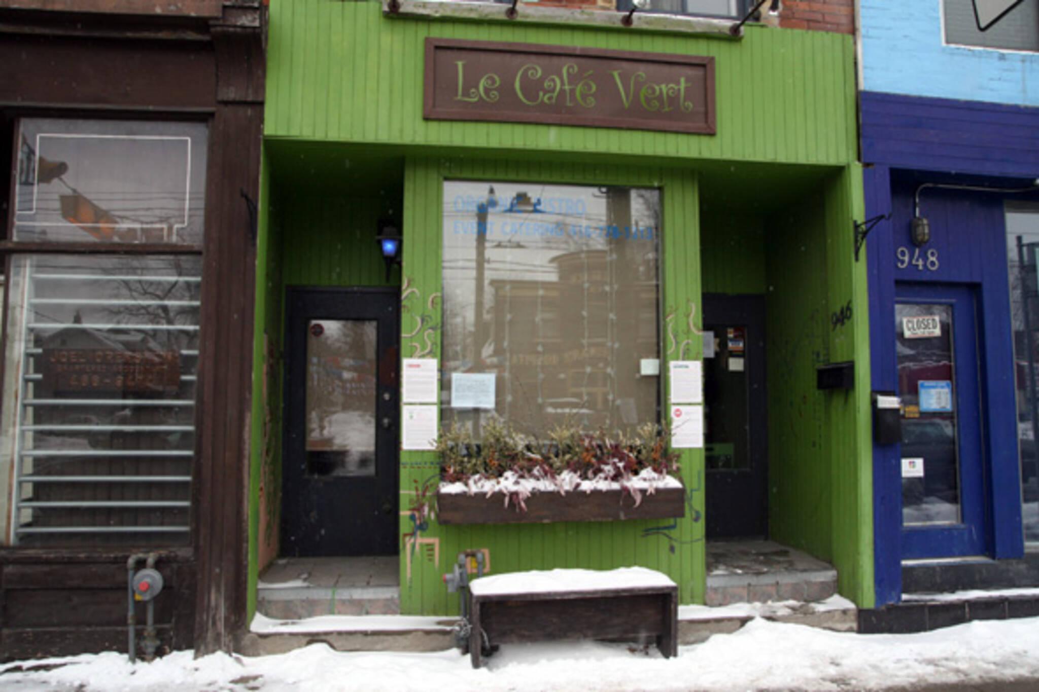 Le Cafe Vert