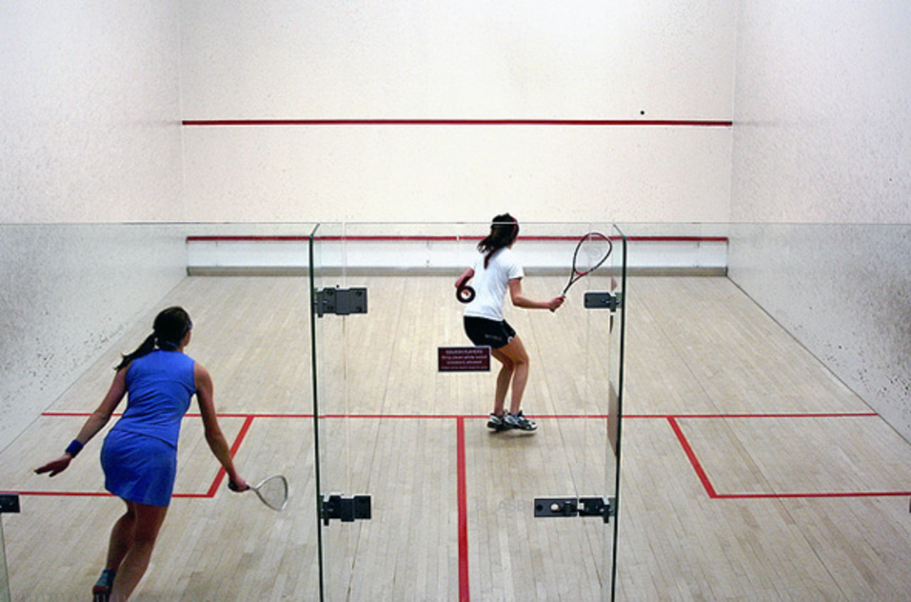The Top 15 Squash Courts And Clubs In Toronto