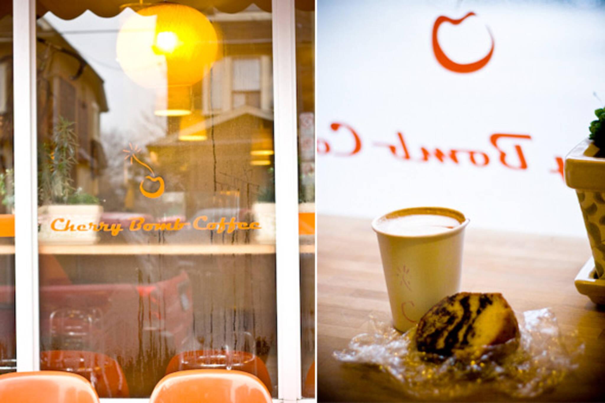cherry bomb toronto roncesvalles cafe