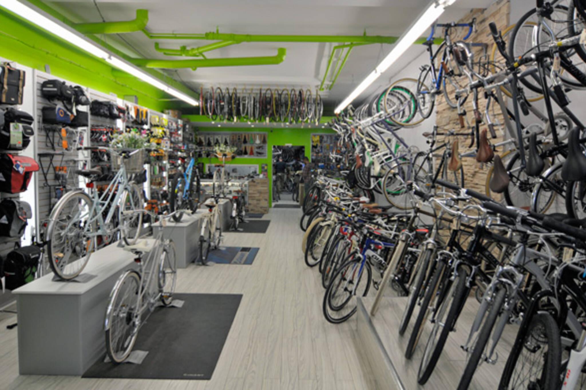 Bike Shop Queen West