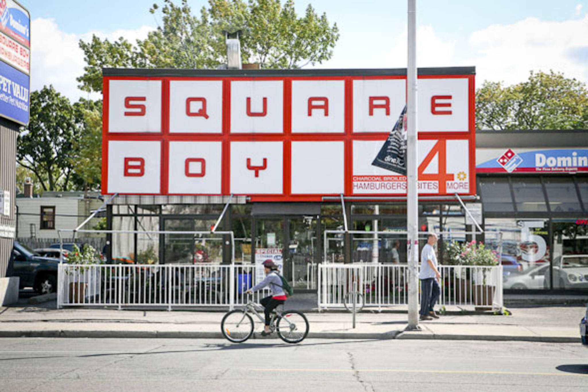 Square Boy Toronto