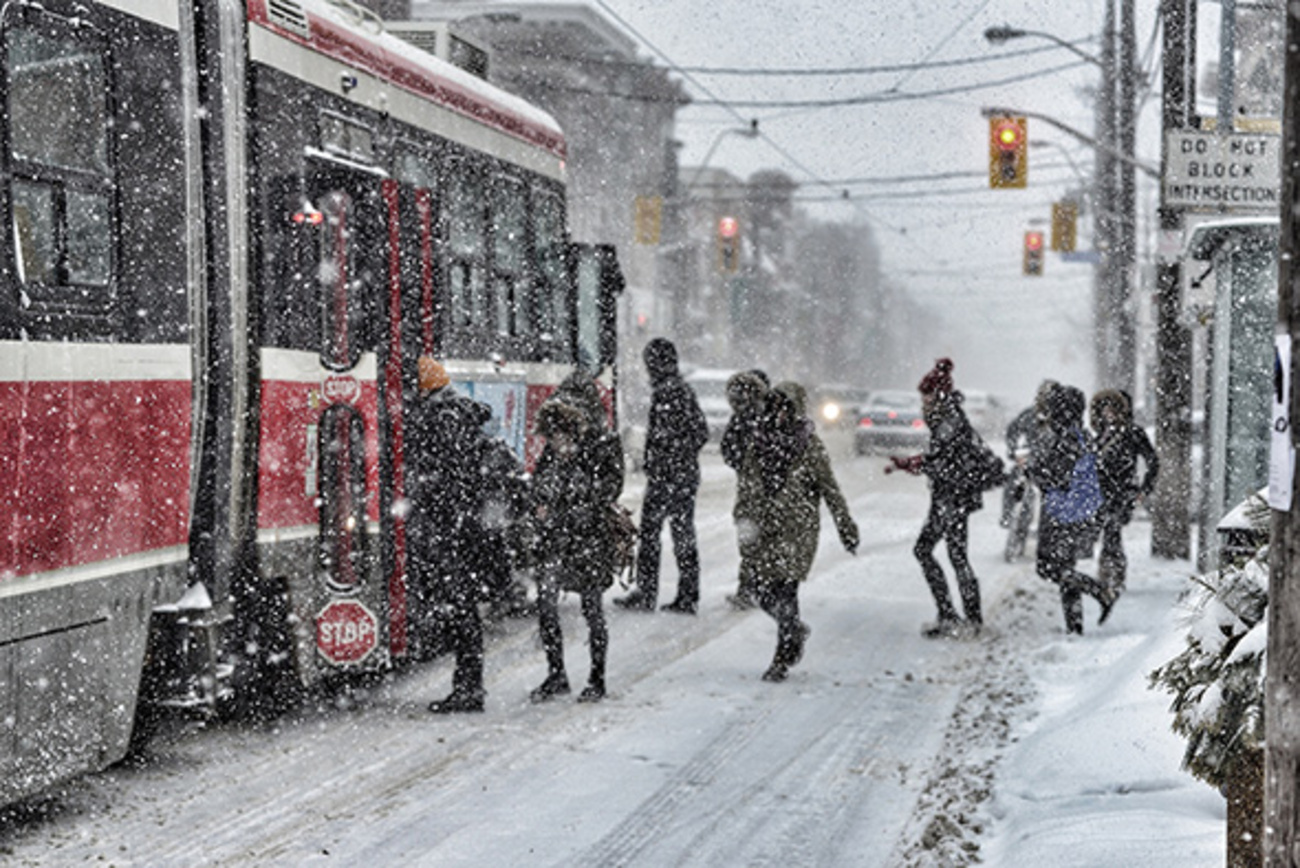 Snow Storm Toronto: How Bad Will This Winter Be In Toronto?