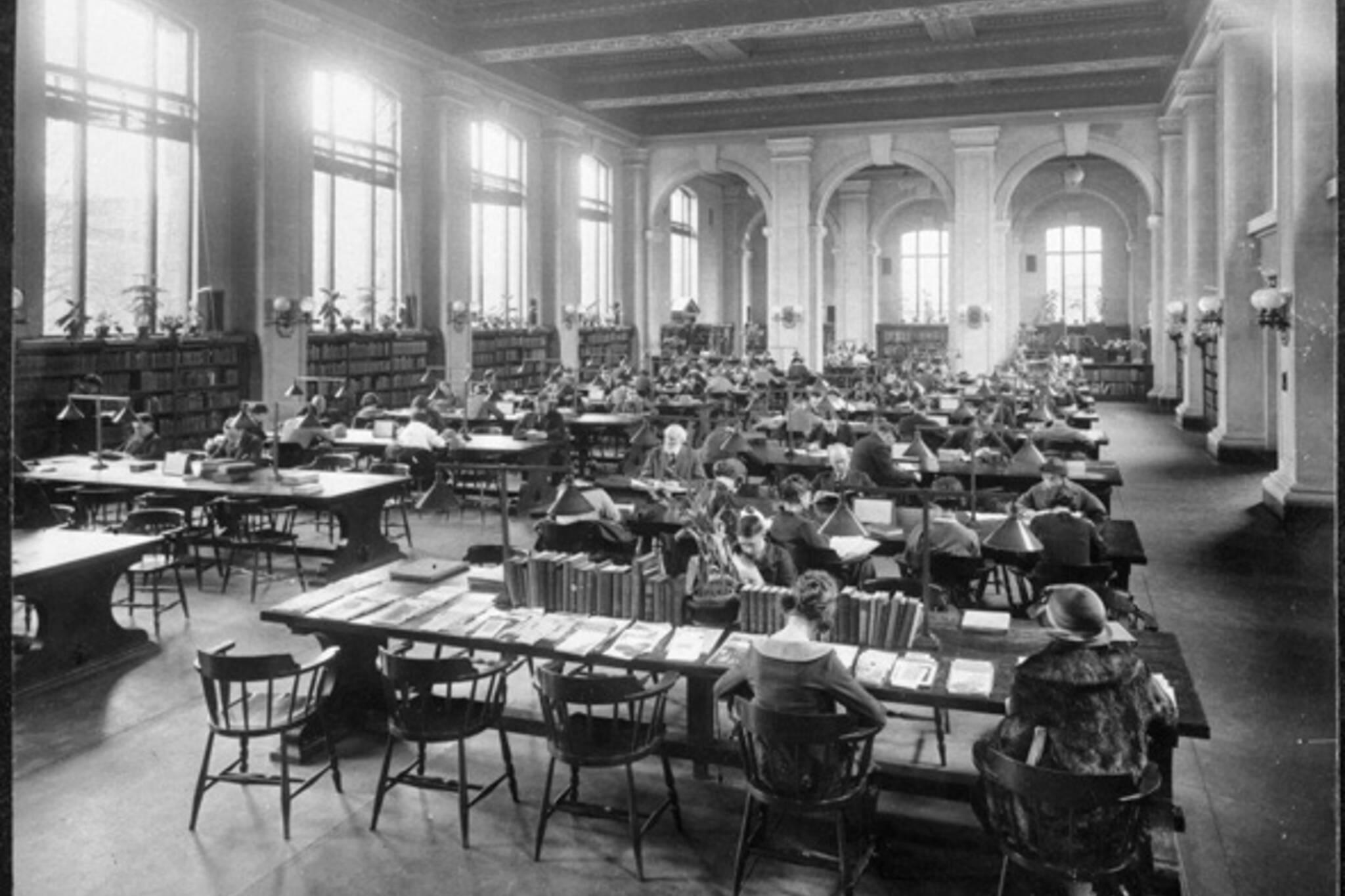 Libraries Toronto History