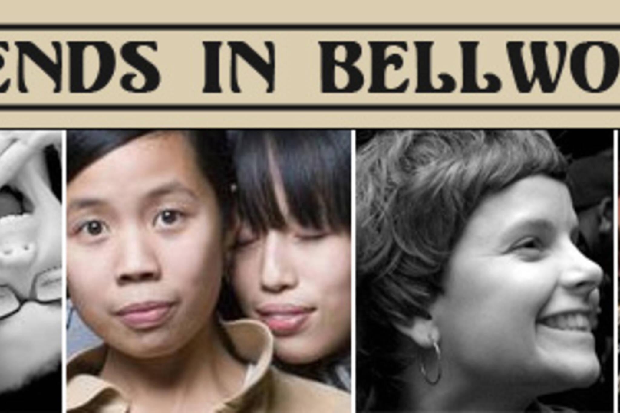 Friends In Bellwoods