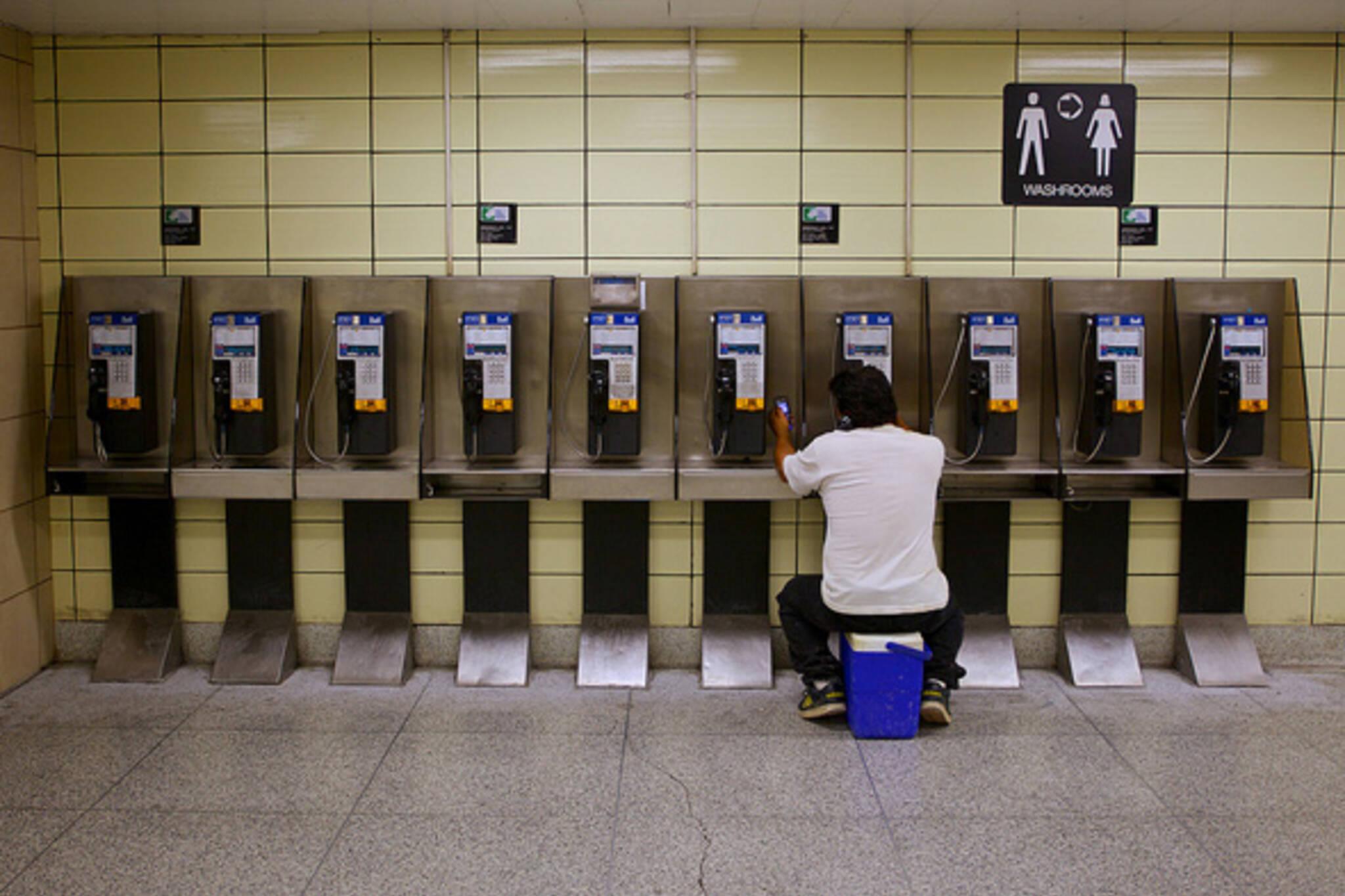 Phone Booths Toronto