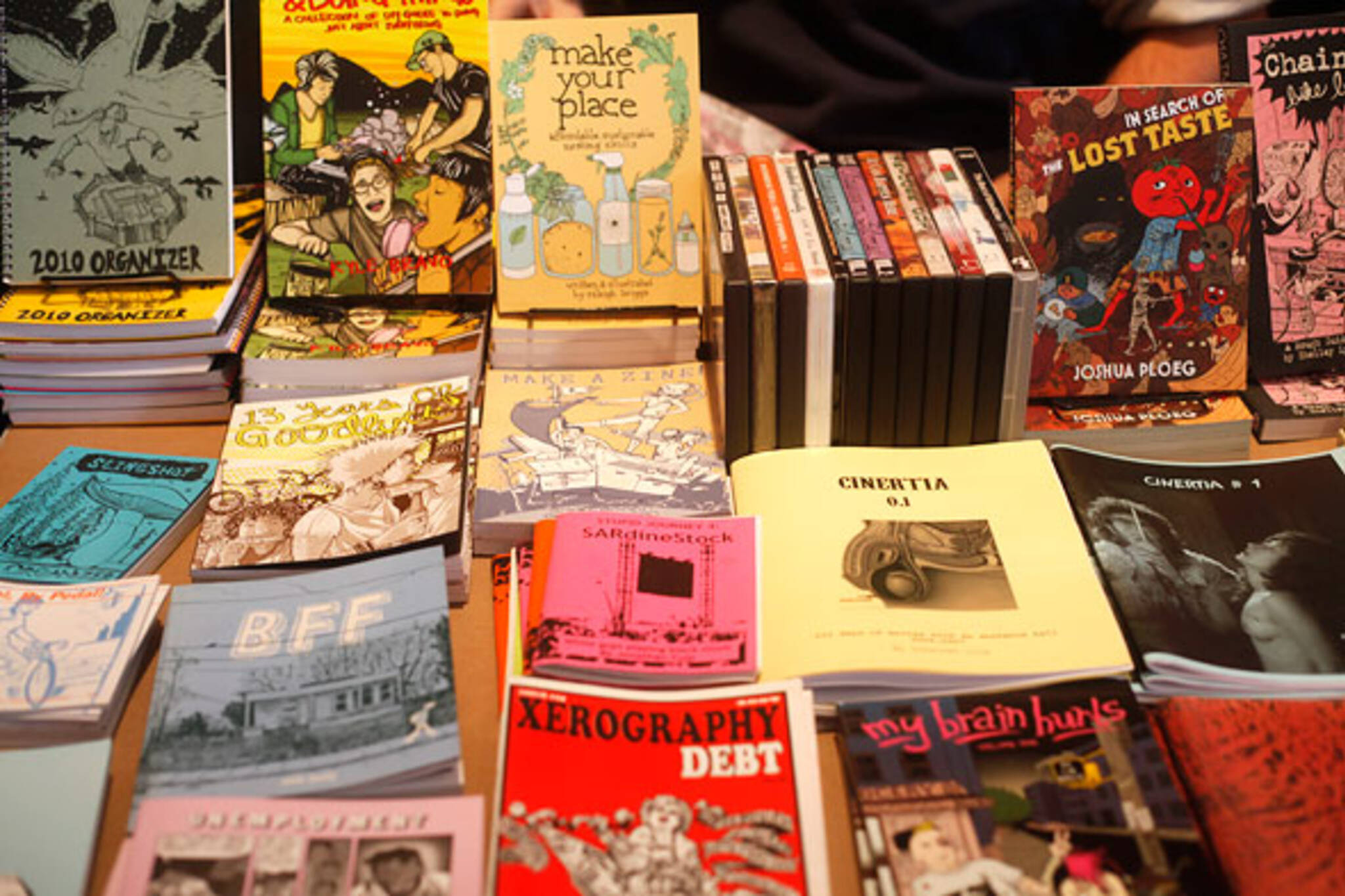 Small Press Book Fair
