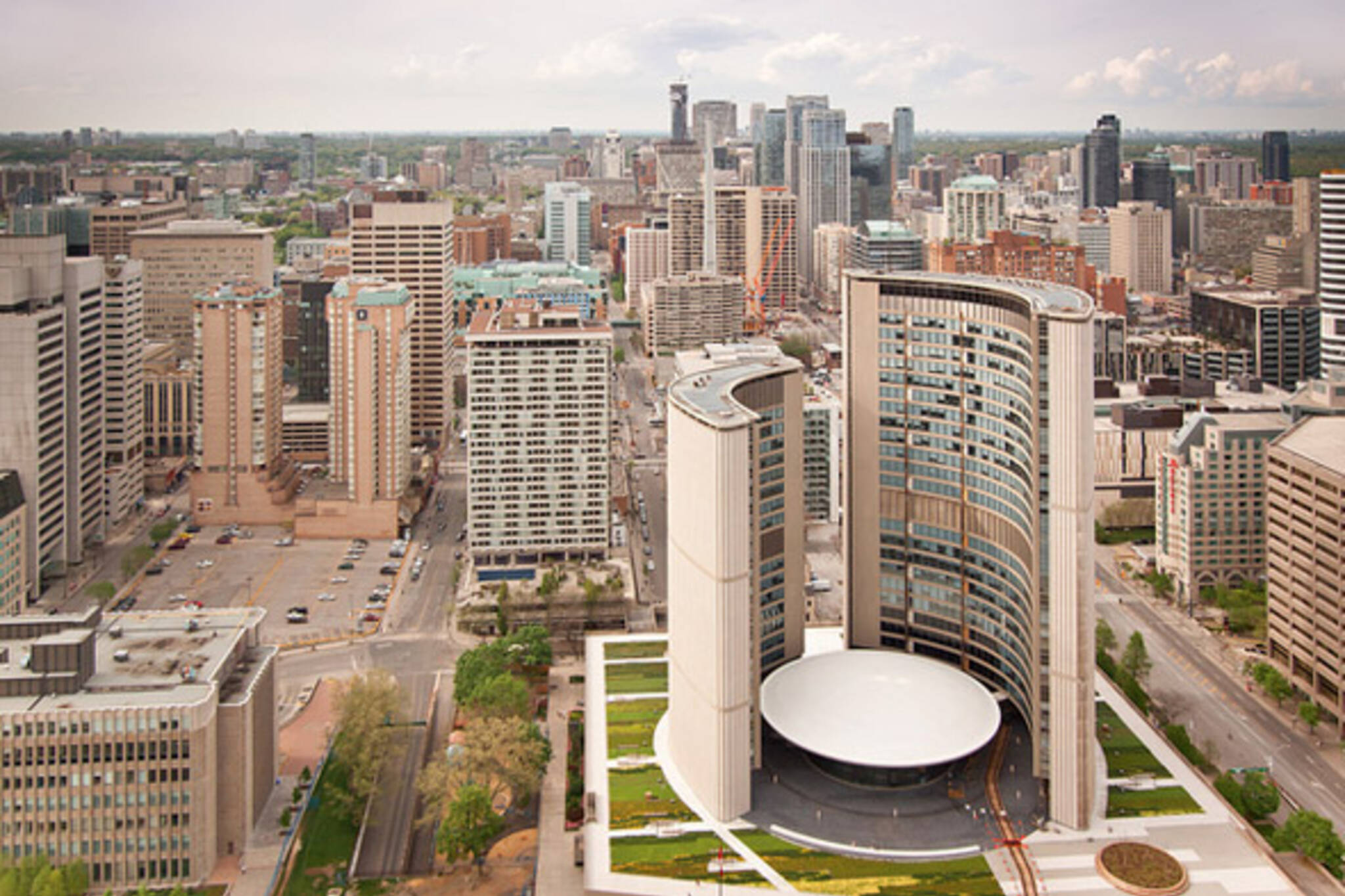 City of Toronto Buyout
