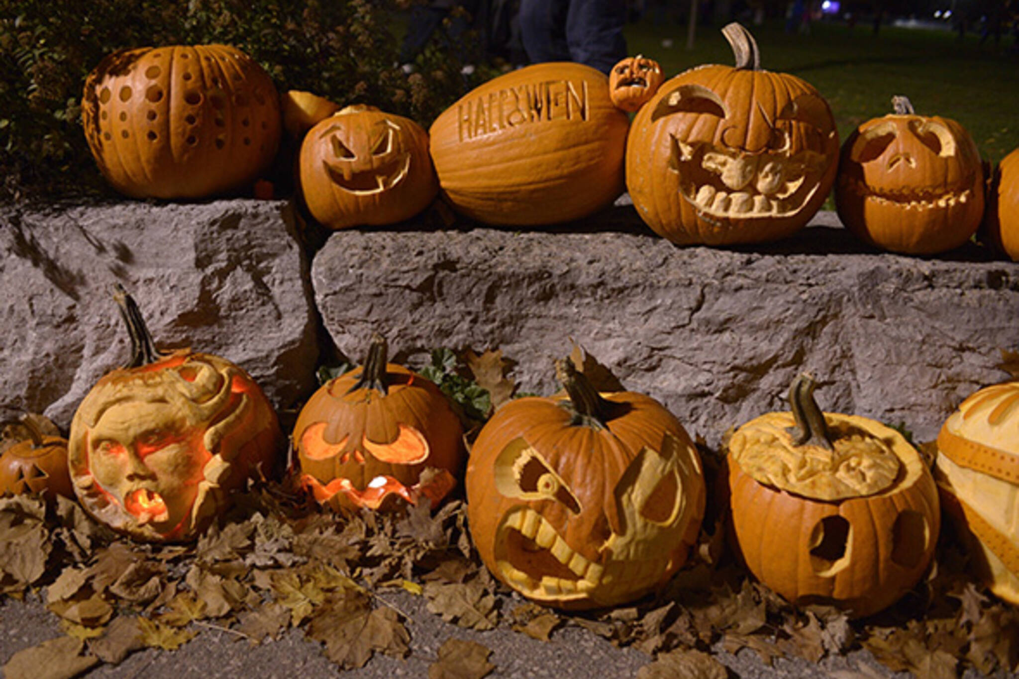 pumpkin parades toronto