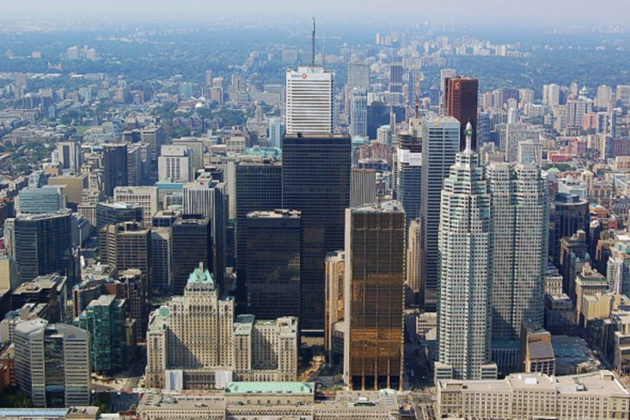 Toronto helicopter