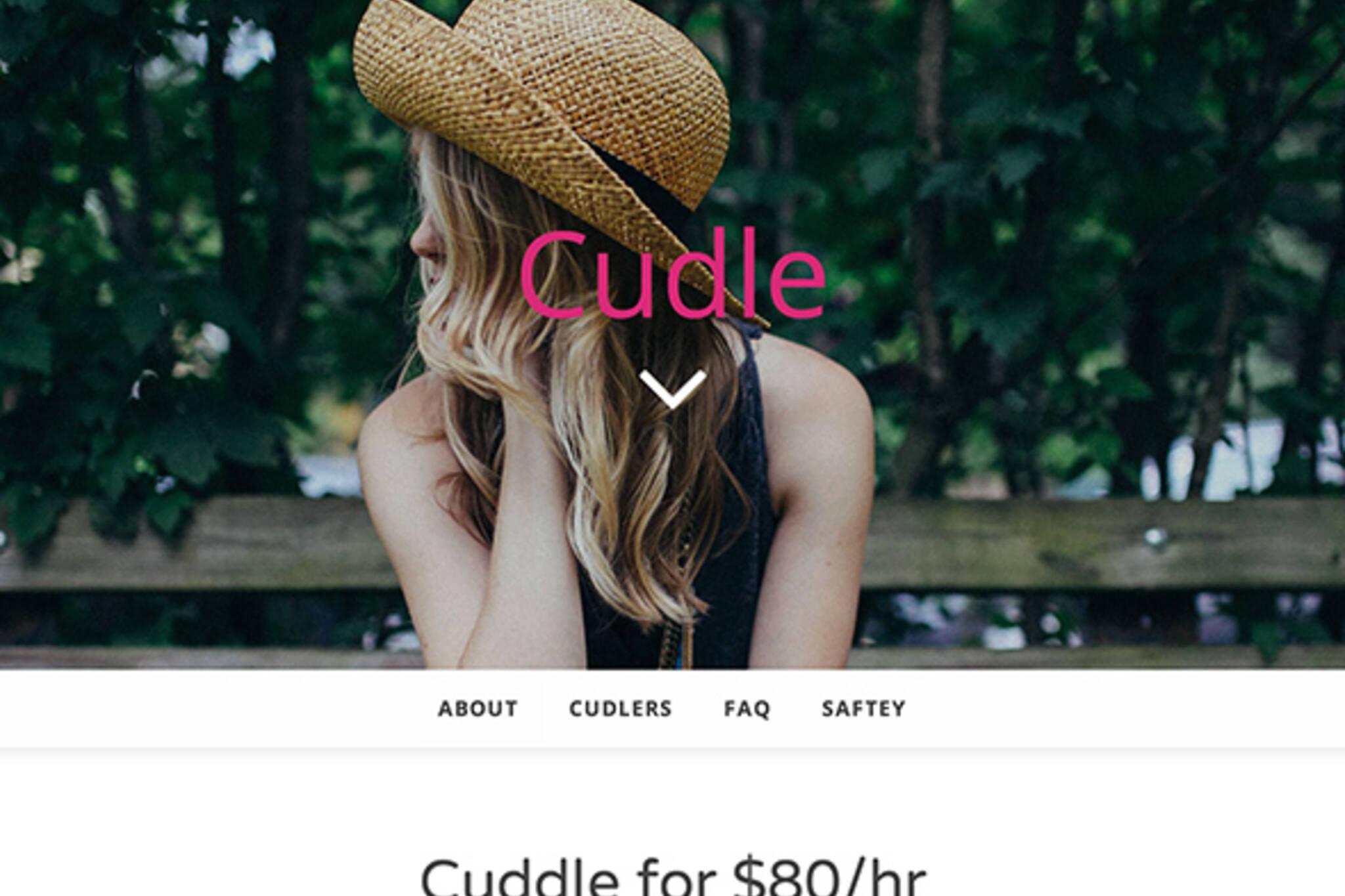 cuddle service toronto