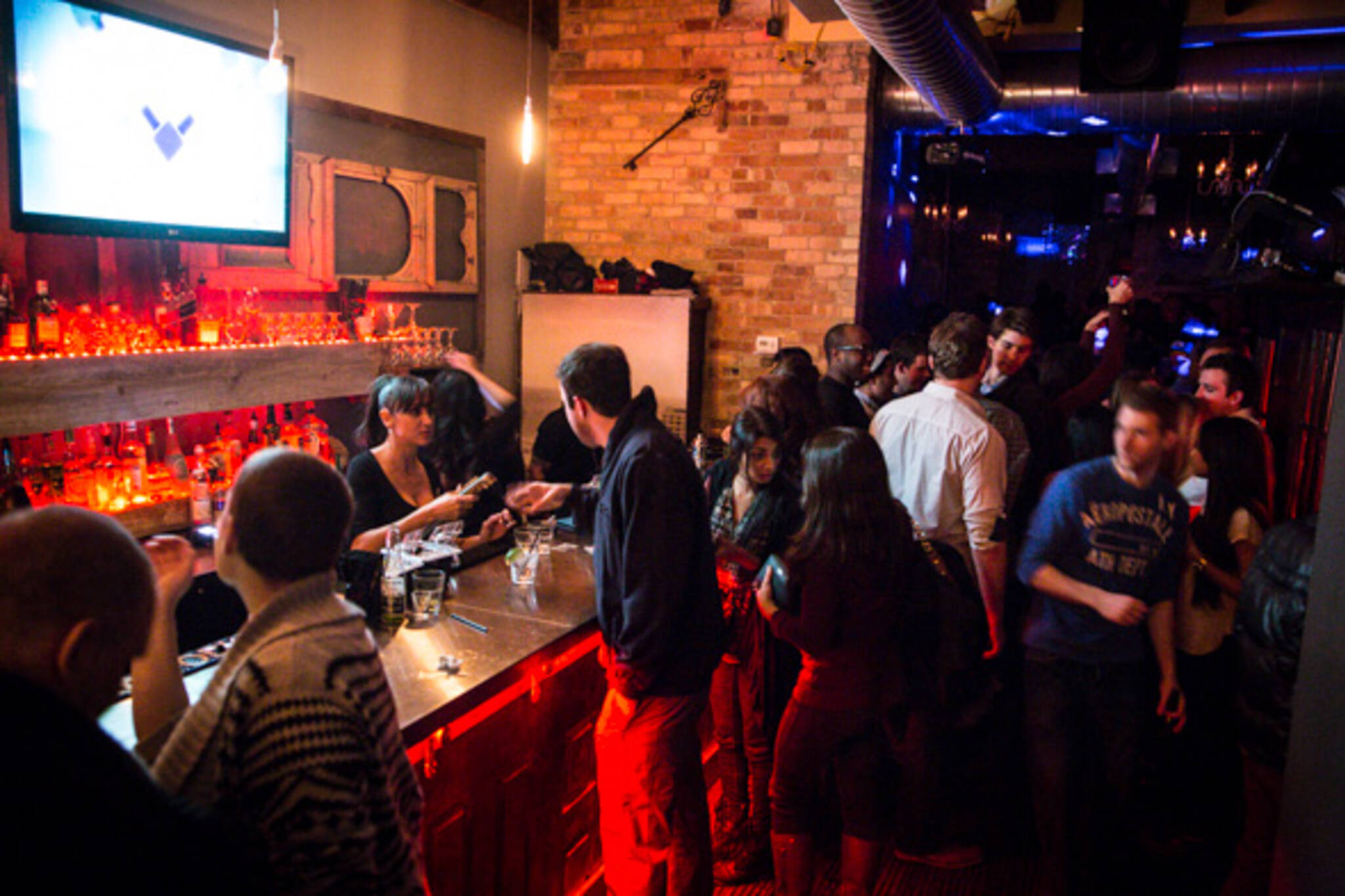 Ossington bar