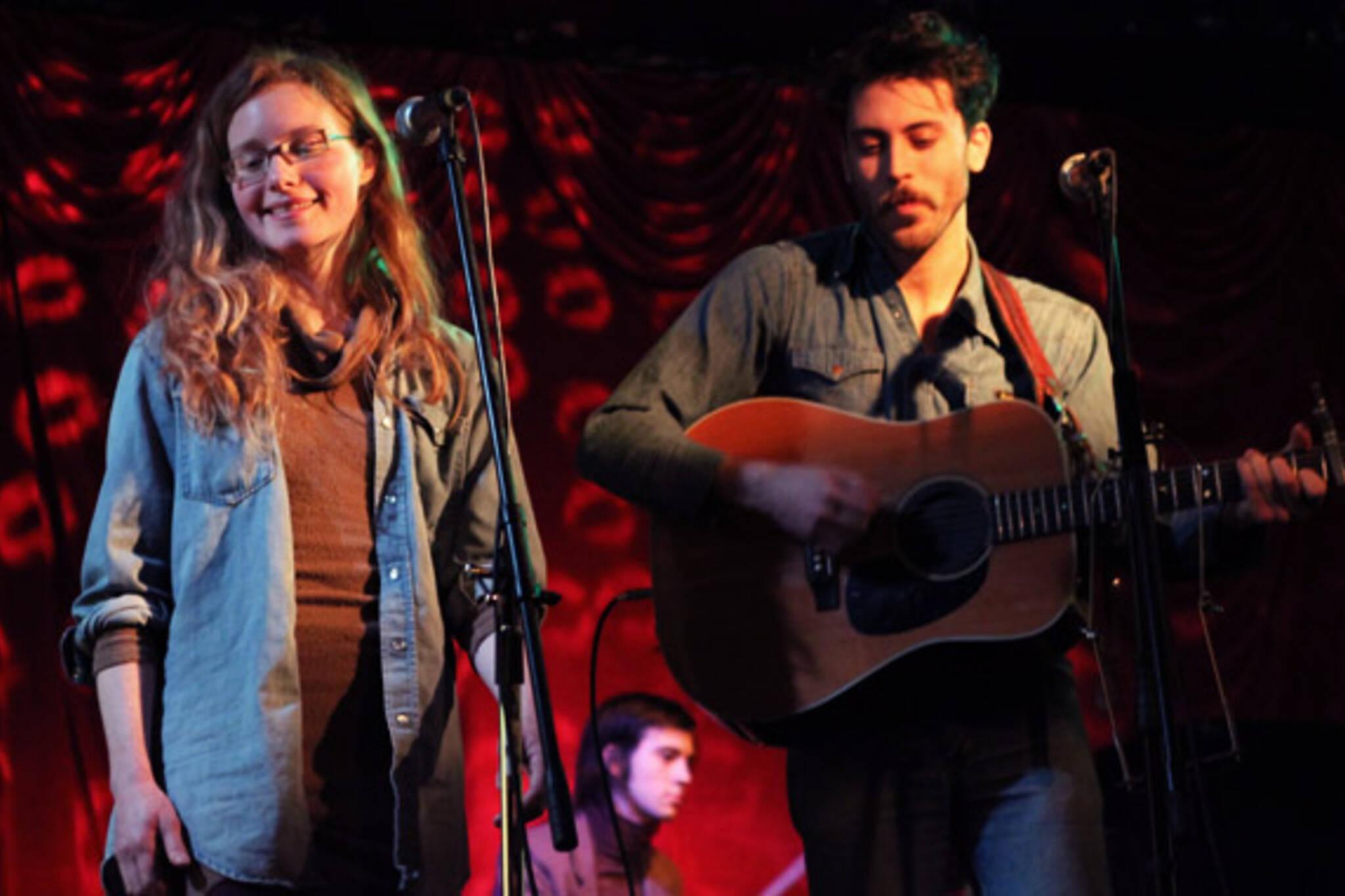 Daniel Romano and Misha Bower