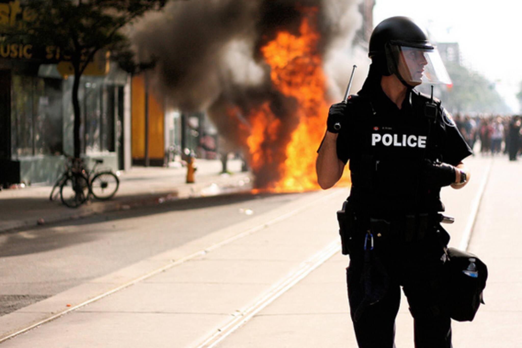 G20 Summit Toronto Police Mistakes
