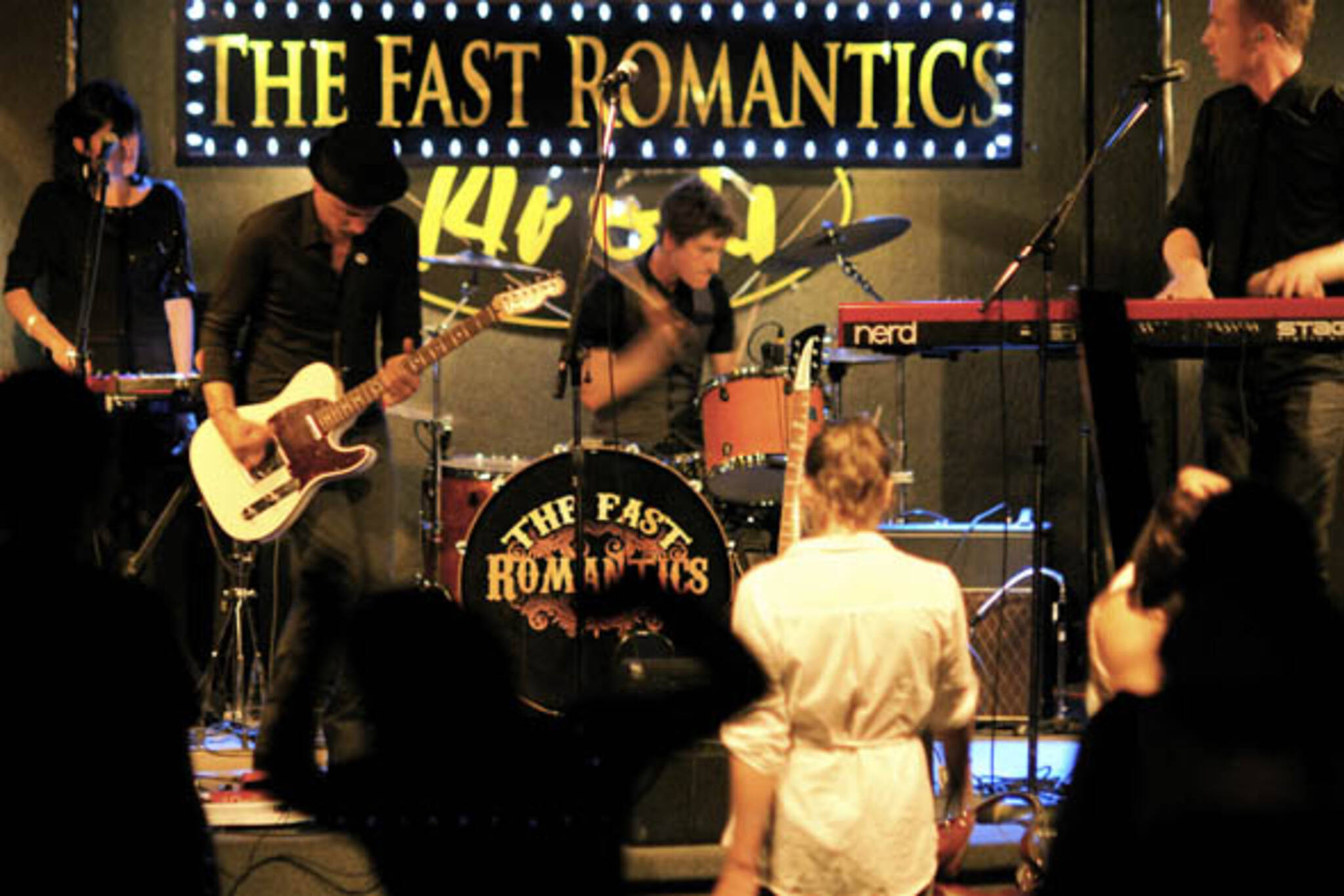 The Fast Romantics