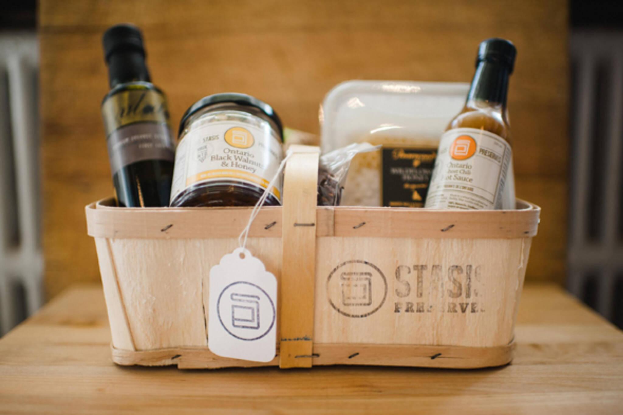 Food Gifts Toronto